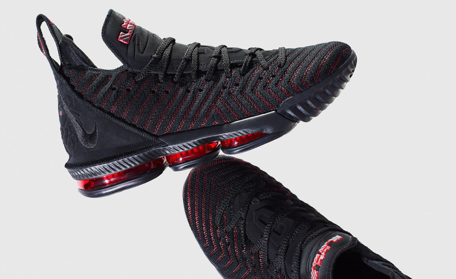 nike lebron 16 fresh bred lebron james
