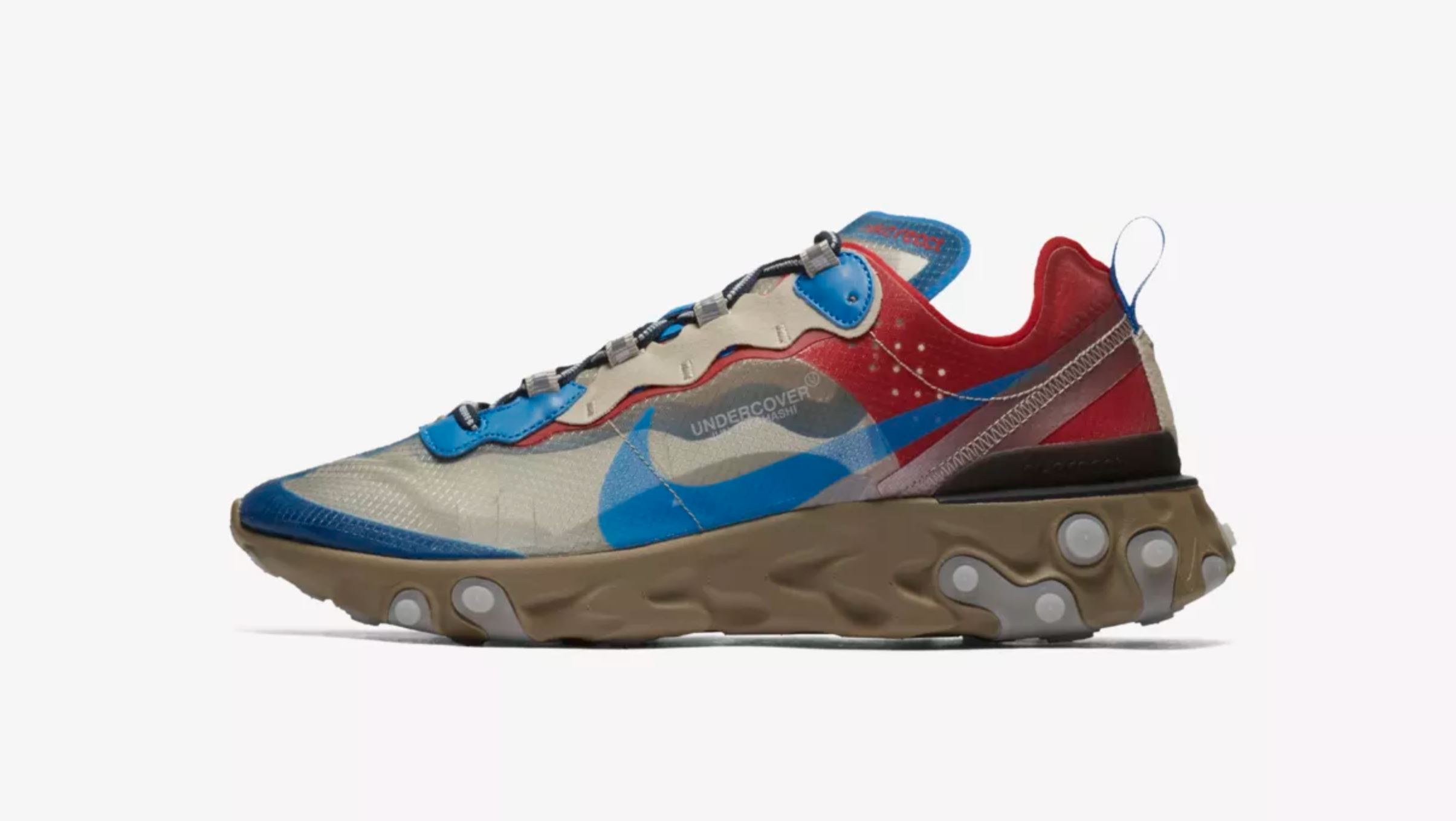 nike react element 87 undercover