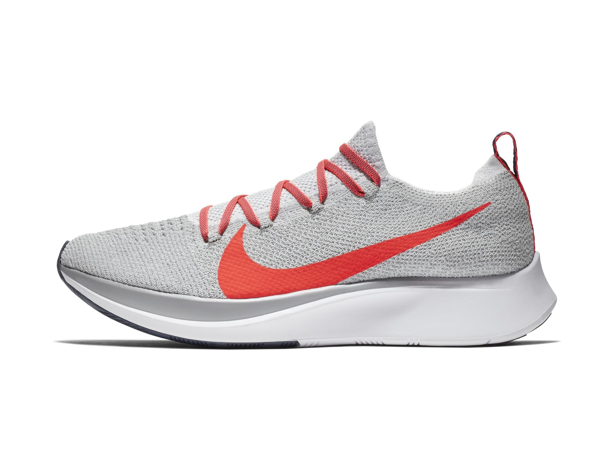 nike zoom fly flyknit pure platinum release dtae