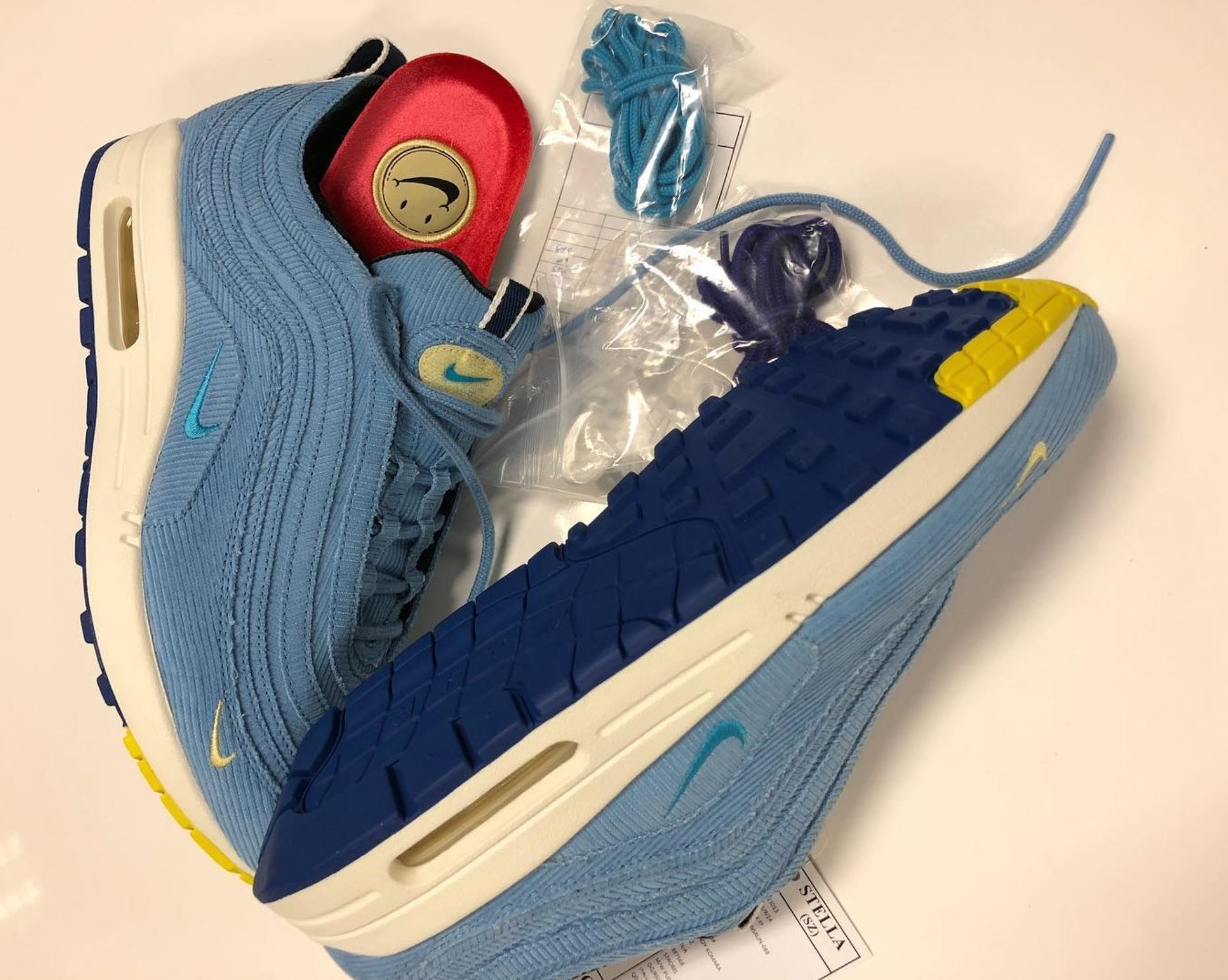 sean wotherspoon nike air max 1-97