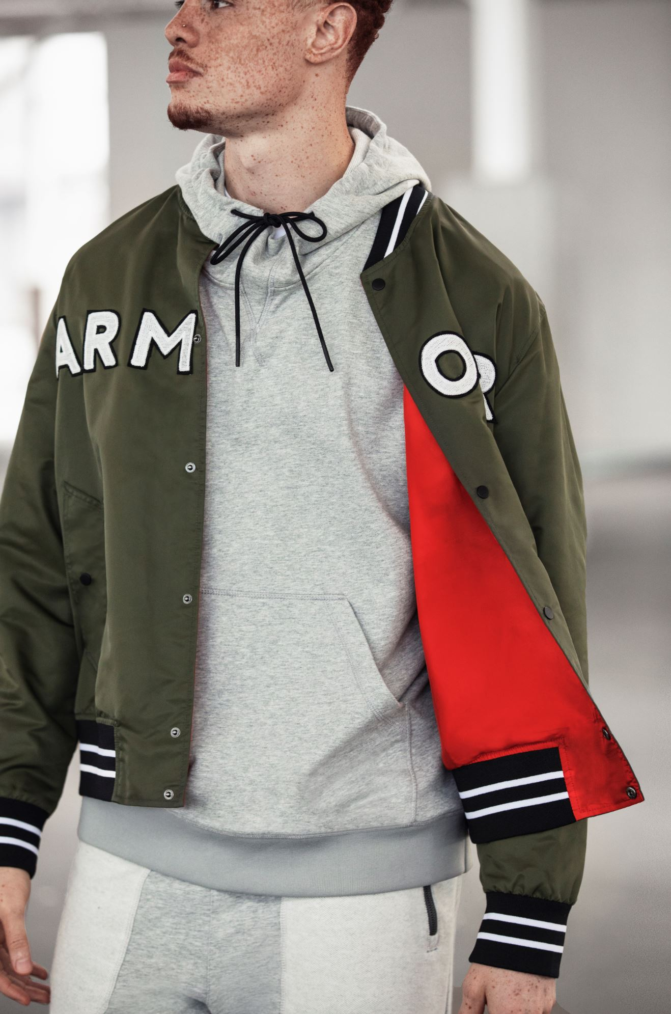 under armour UA exclusives be seen collection bomber
