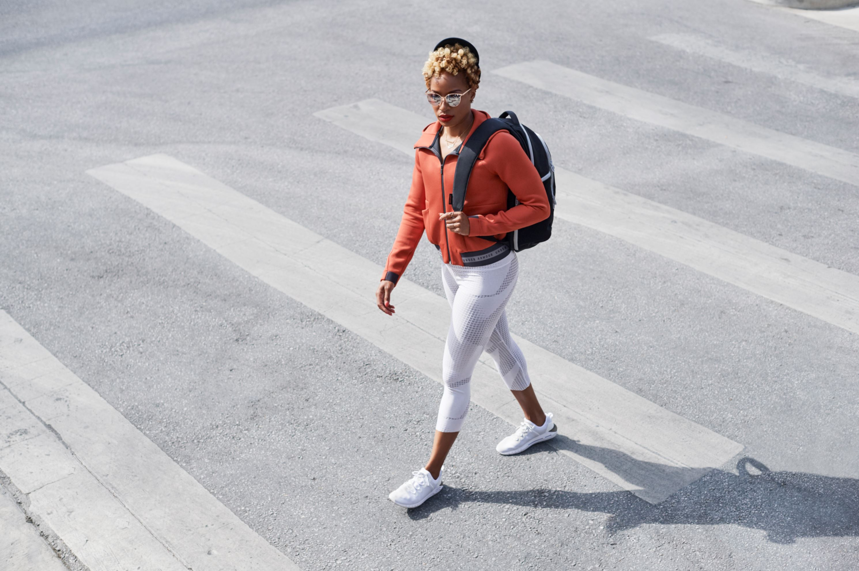 under armour unstoppable MOVE natasha hastings