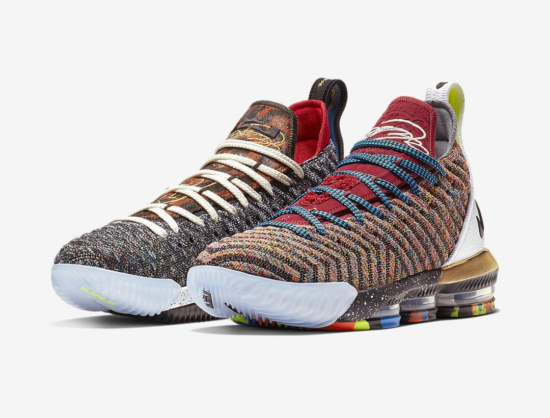 what the lebron 16