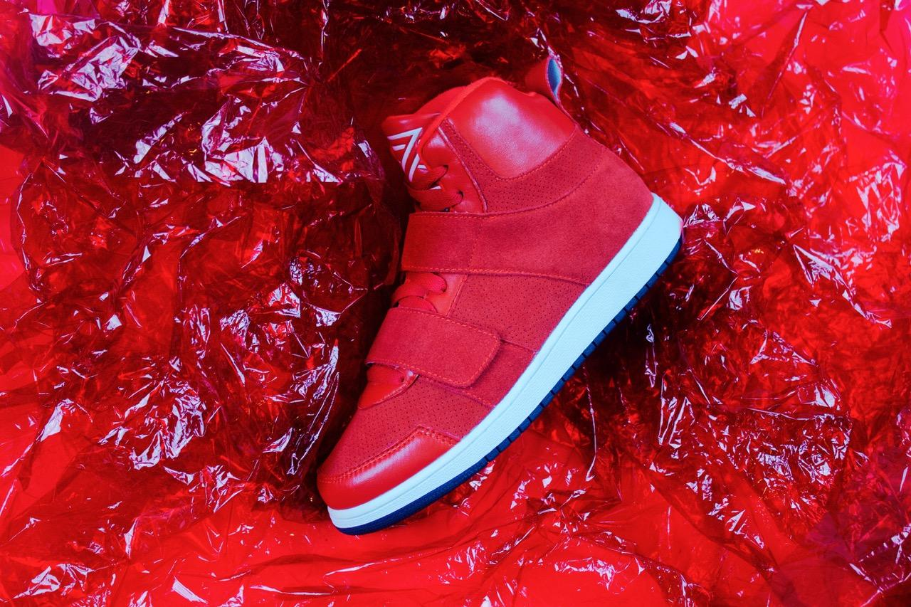 zn footwear prototype 1 blood orange 1
