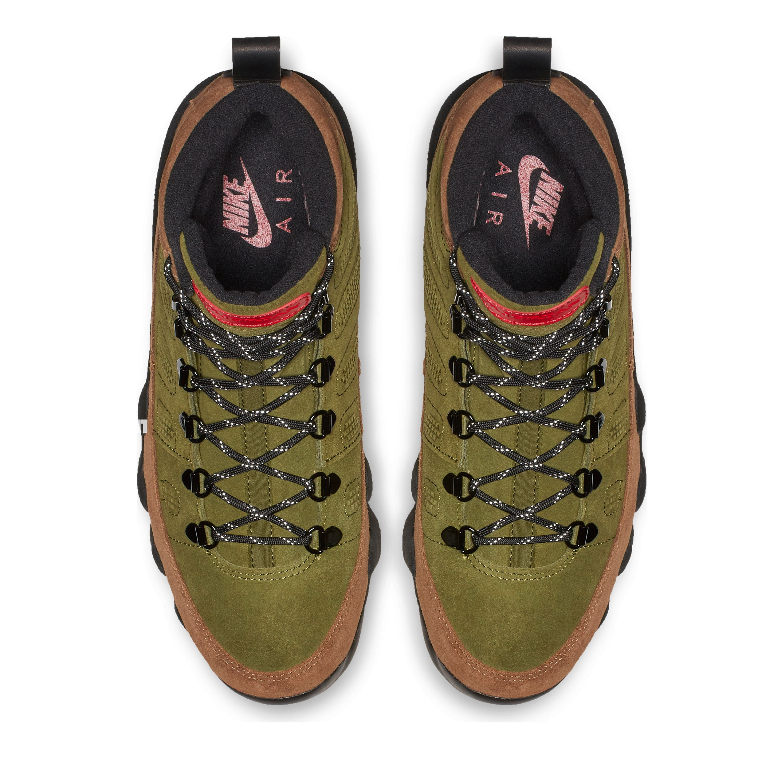 hot sale online 9ae5f fabb9 Air jordan 9 boot NRG olive release date 1 - WearTesters