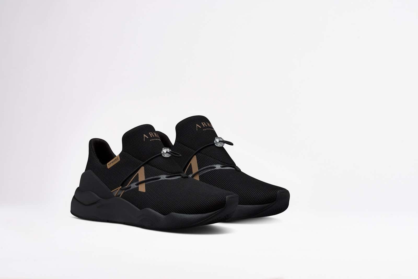ARKK COPENHAGEN VEQON1 MESH F-PRO90 Black