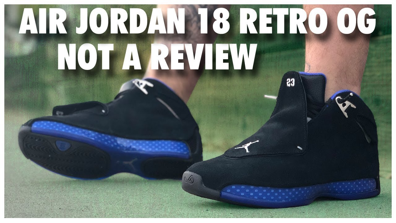 Air-Jordan-18-Black-Sport-Royal-Review