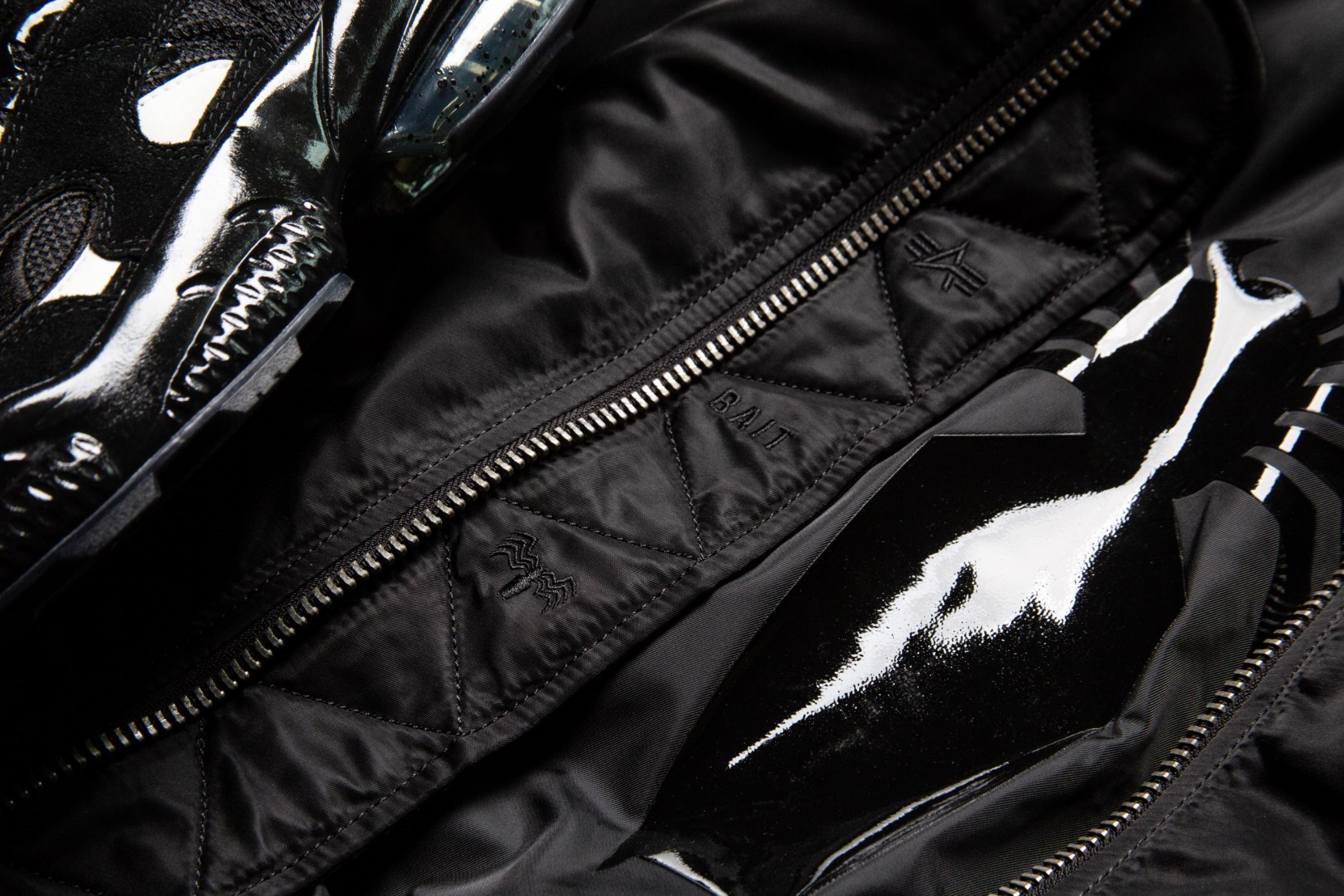 BAIT venom alpha industries jacket