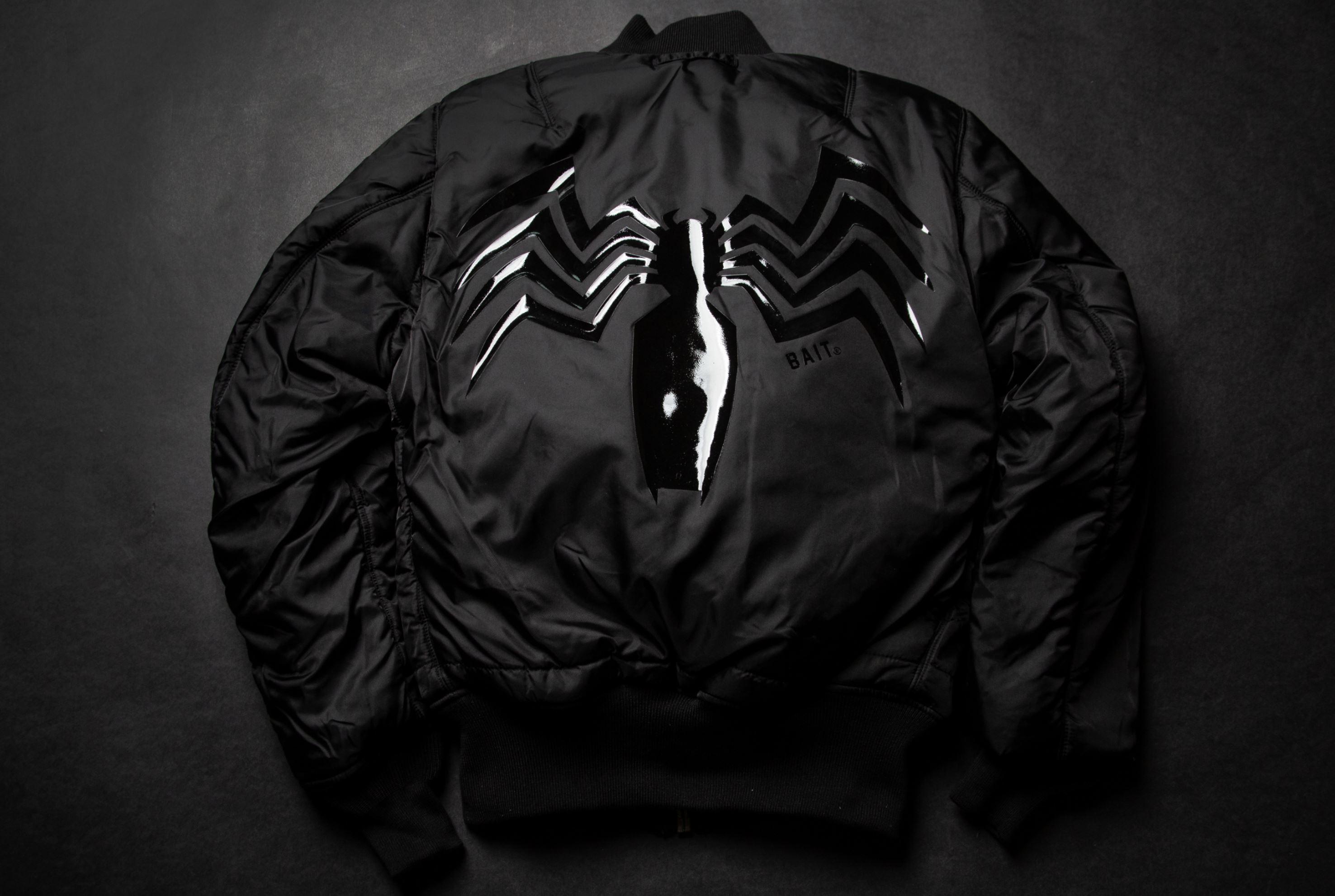 BAIT x venom alpha industries jacket