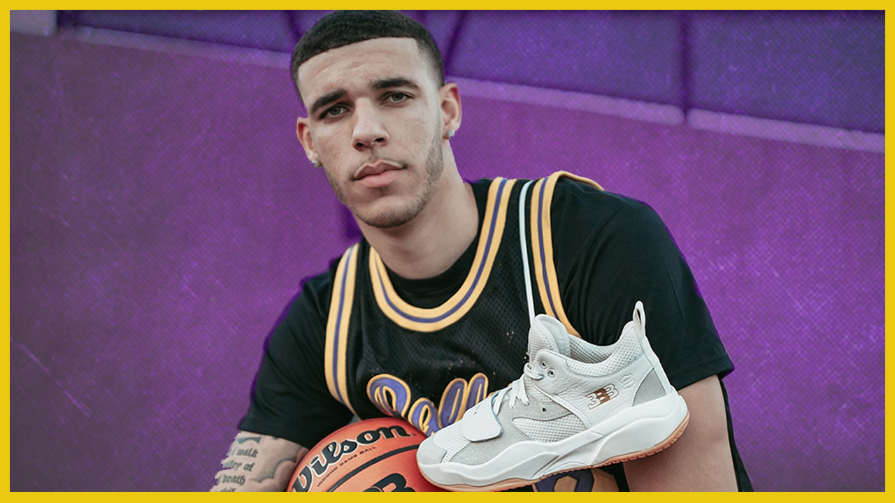 lonzo ball Big Baller Brand ZO2.19