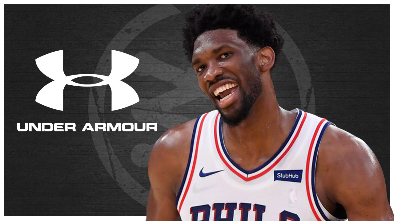 joel embiid under armour