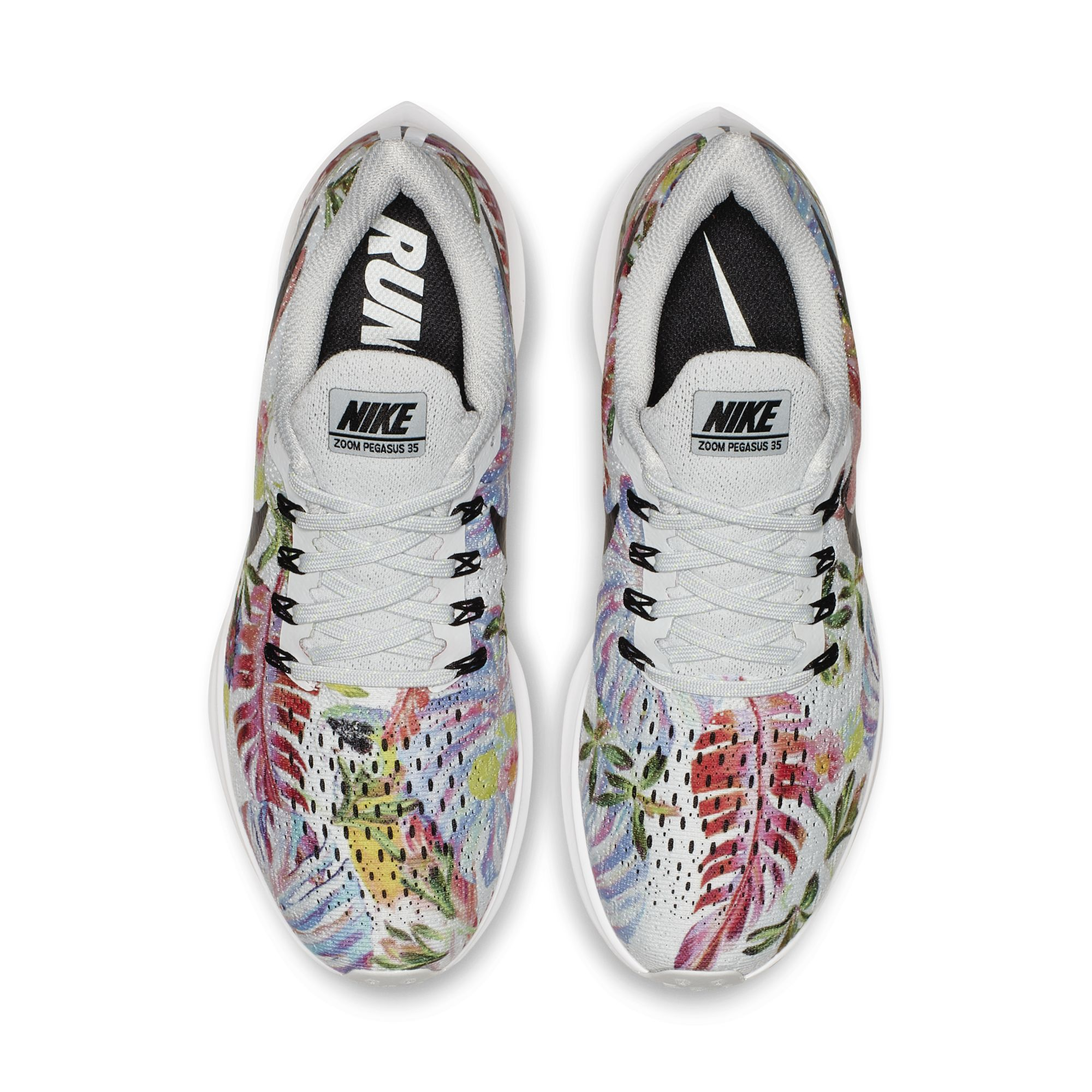NIKE WMNS AIR ZOOM PEGASUS 35 GPX RS PURE PLATINUM:BLACK-WHITE 2