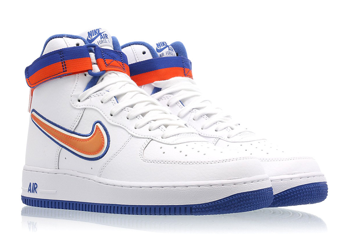 New York Knicks Inspired Nike Air Force 1 '07 To Hit Retailers Soon1