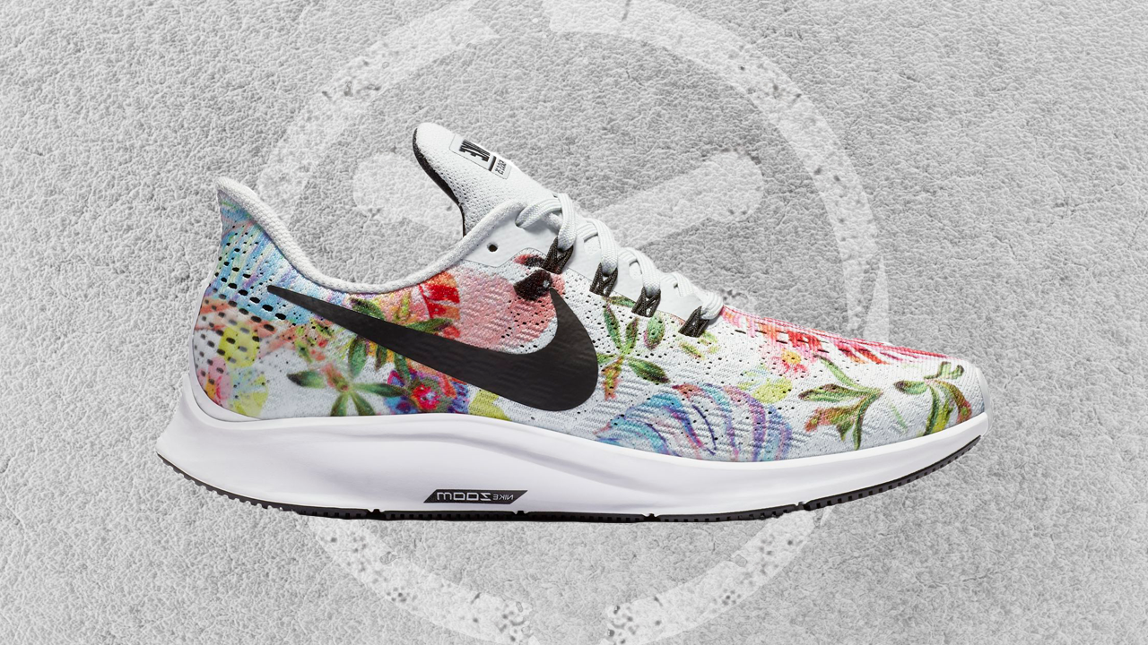 Nike Air Zoom Pegasus 35 'Platinum-Black-White' FEATURED IMAGE