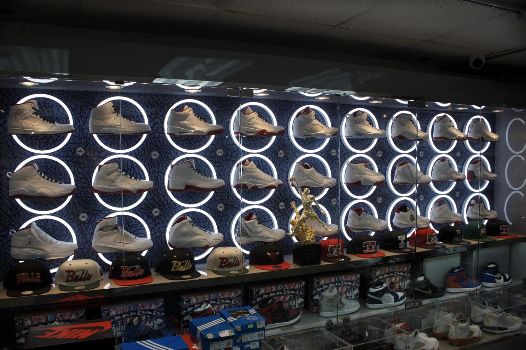Sneaker Shopping Hong Kong sneaker street