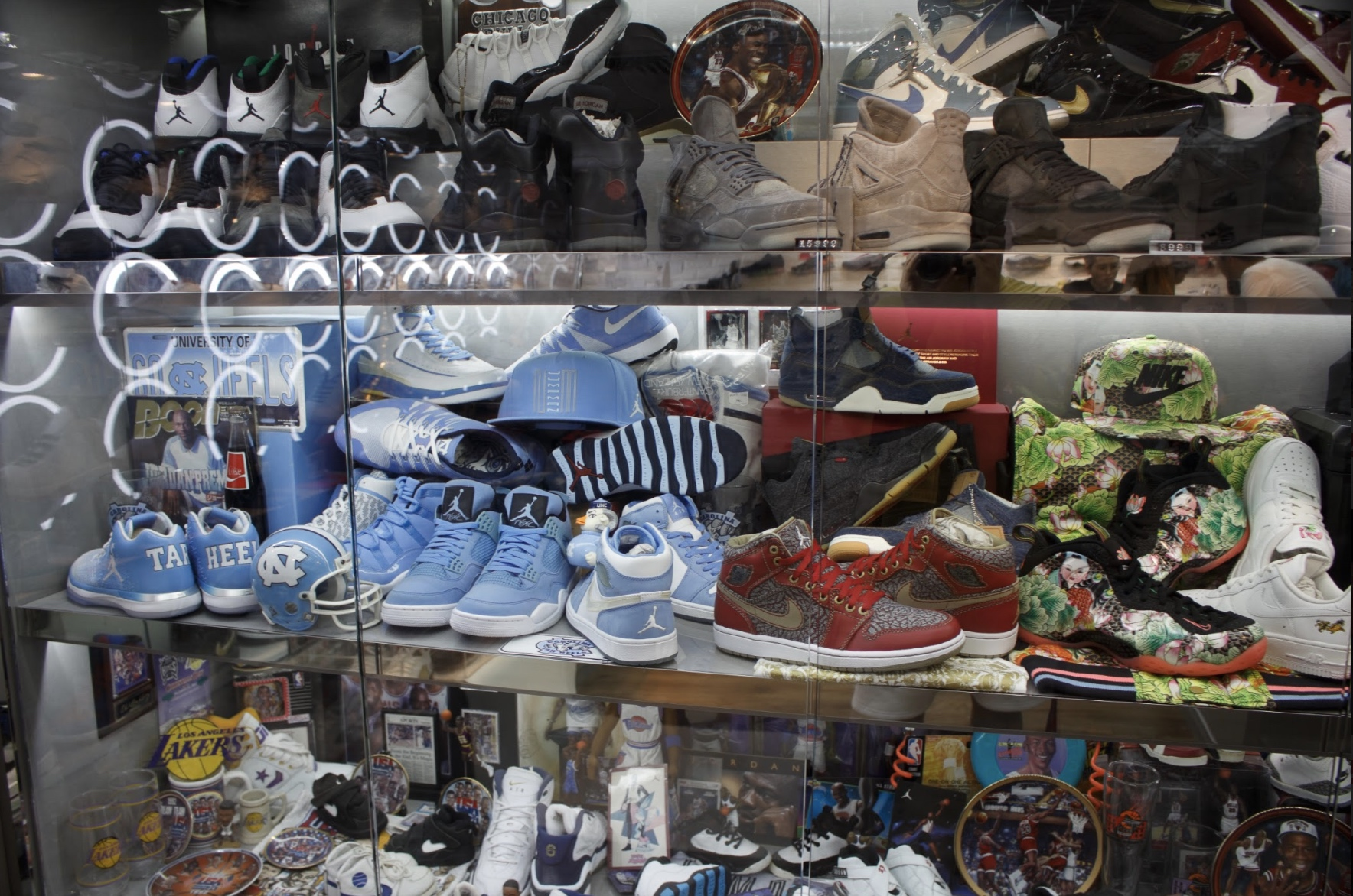 Sneaker Shopping at The Famed Sneaker Street in Hong Kong3