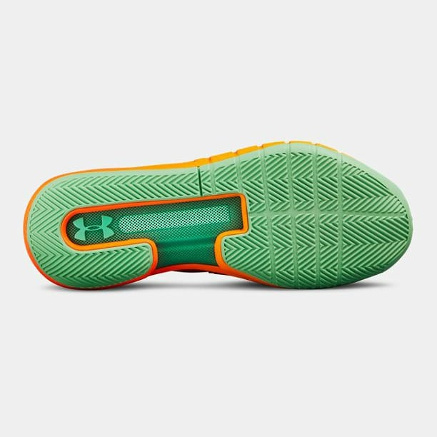 Under Armour HOVR Havoc Low Halloween outsole