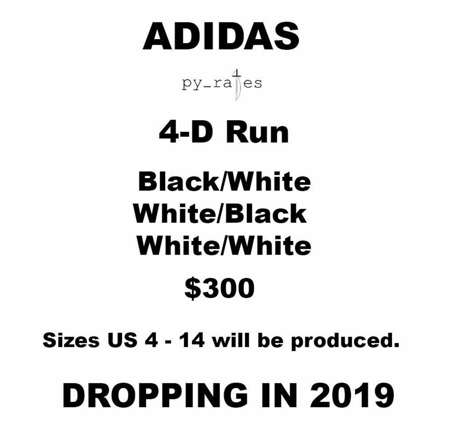adidas 4d run full size run