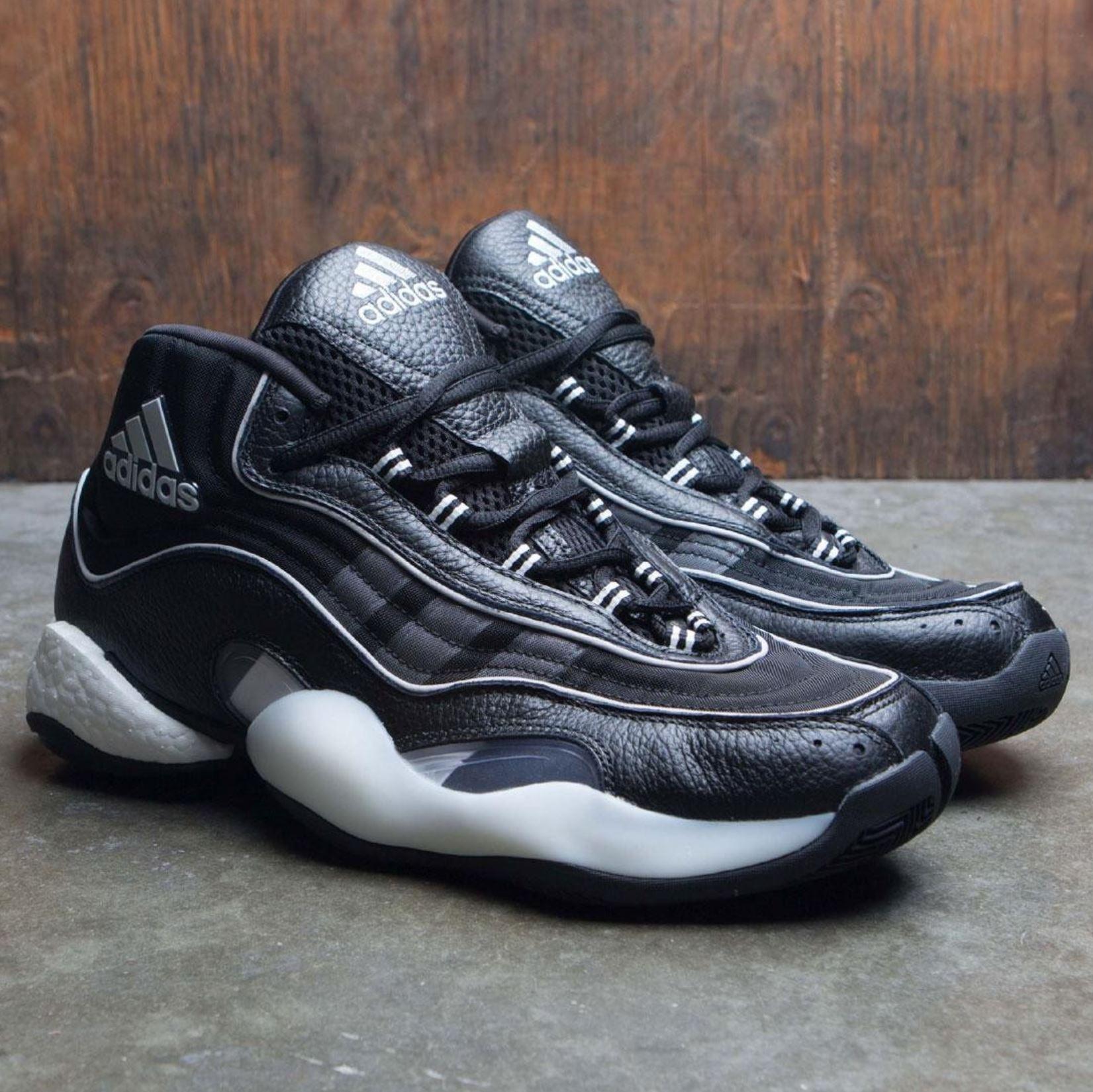 adidas 98 x Crazy BYW Shoes Black | adidas US