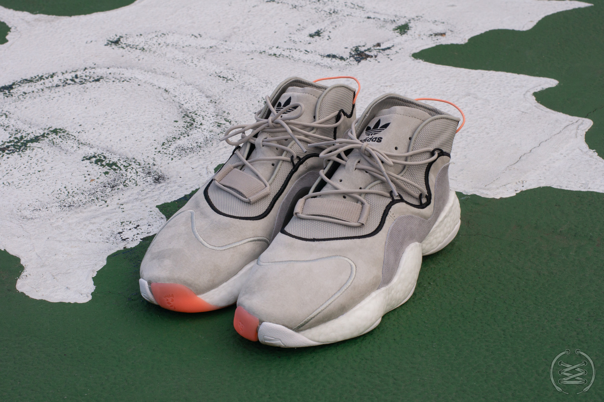 adidas Crazy BYW finish line exclusive 7