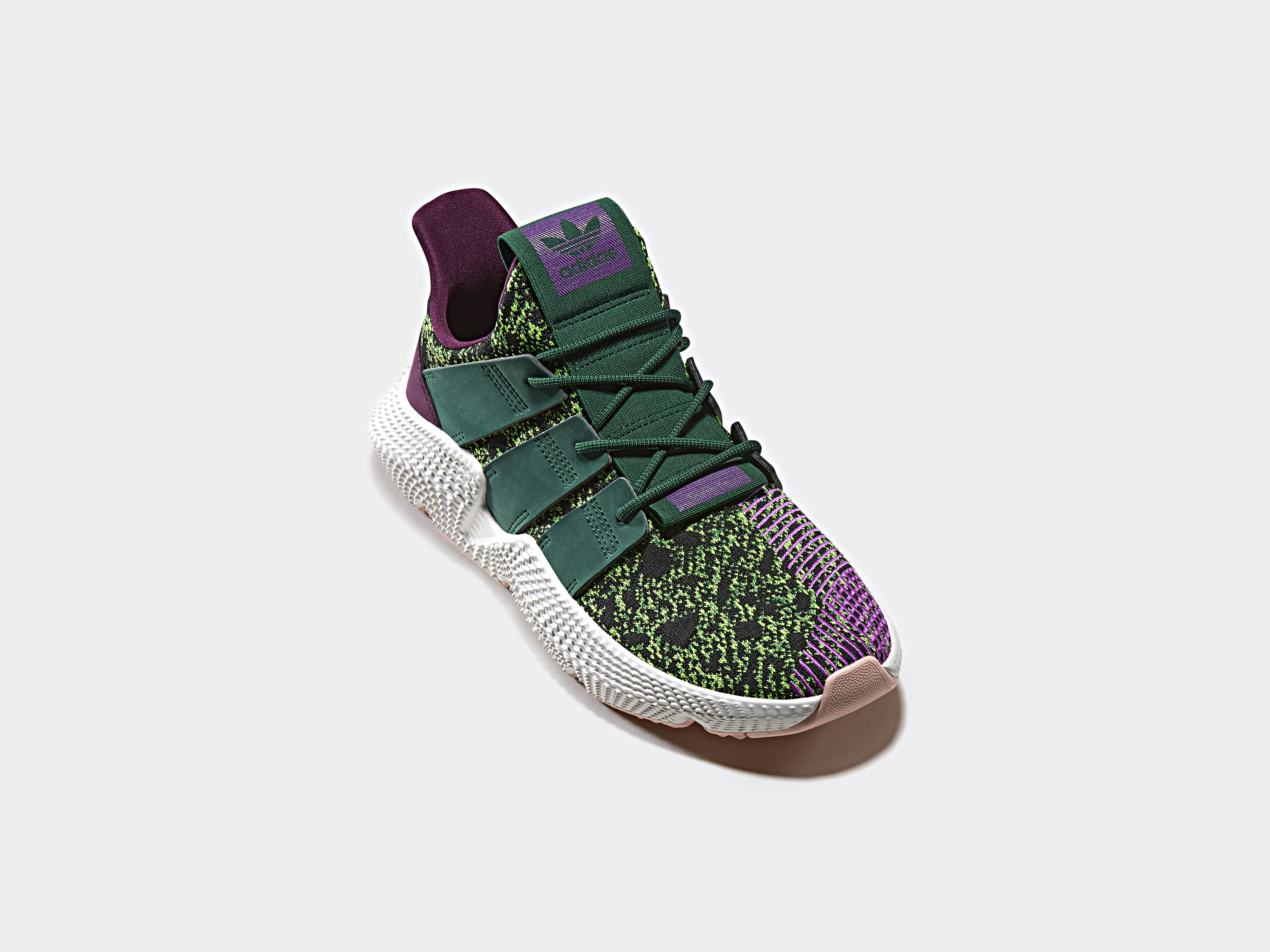 dragon ball z adidas Prophere Cell 3 WearTesters