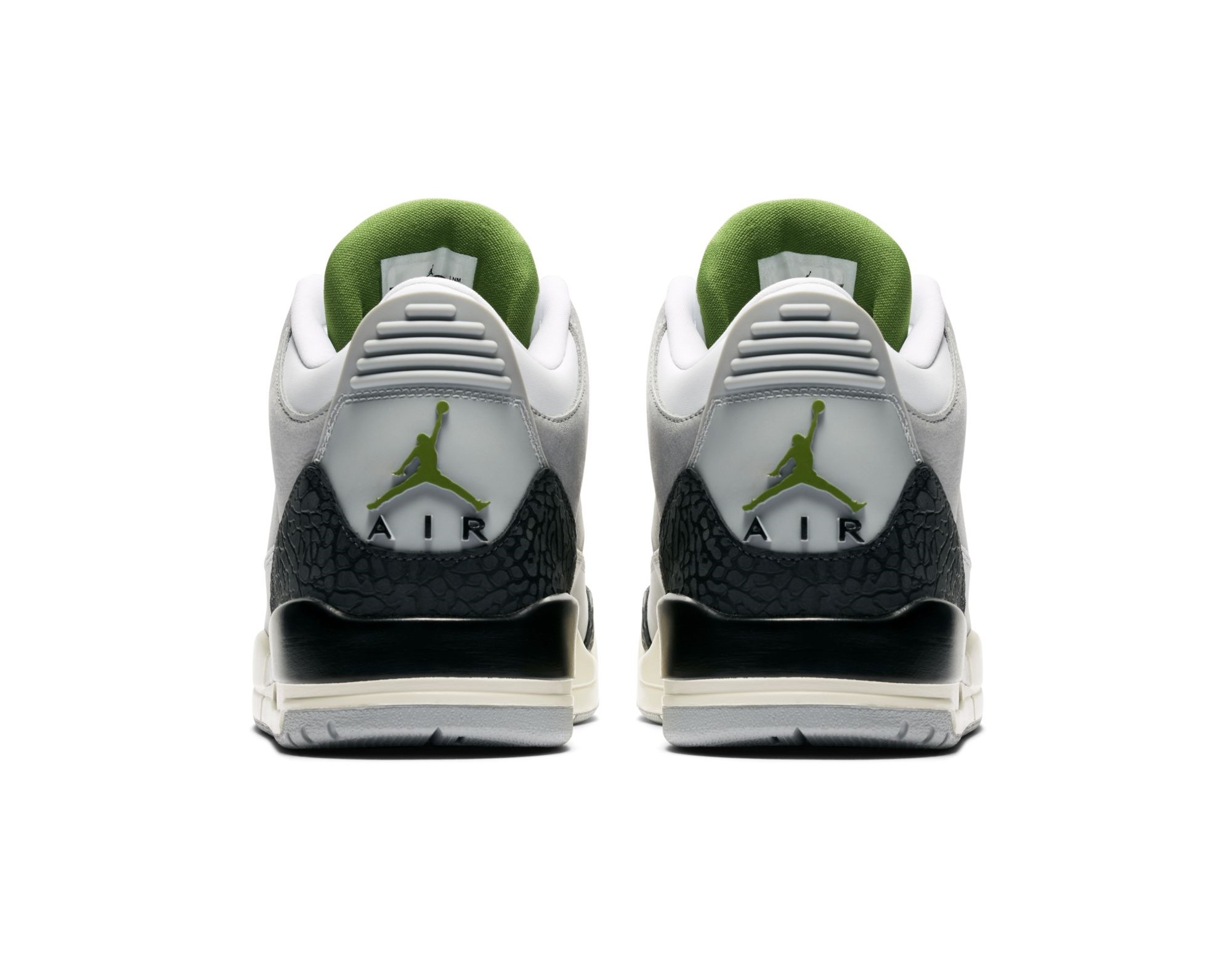 air jordan 3 Chlorophyll release date