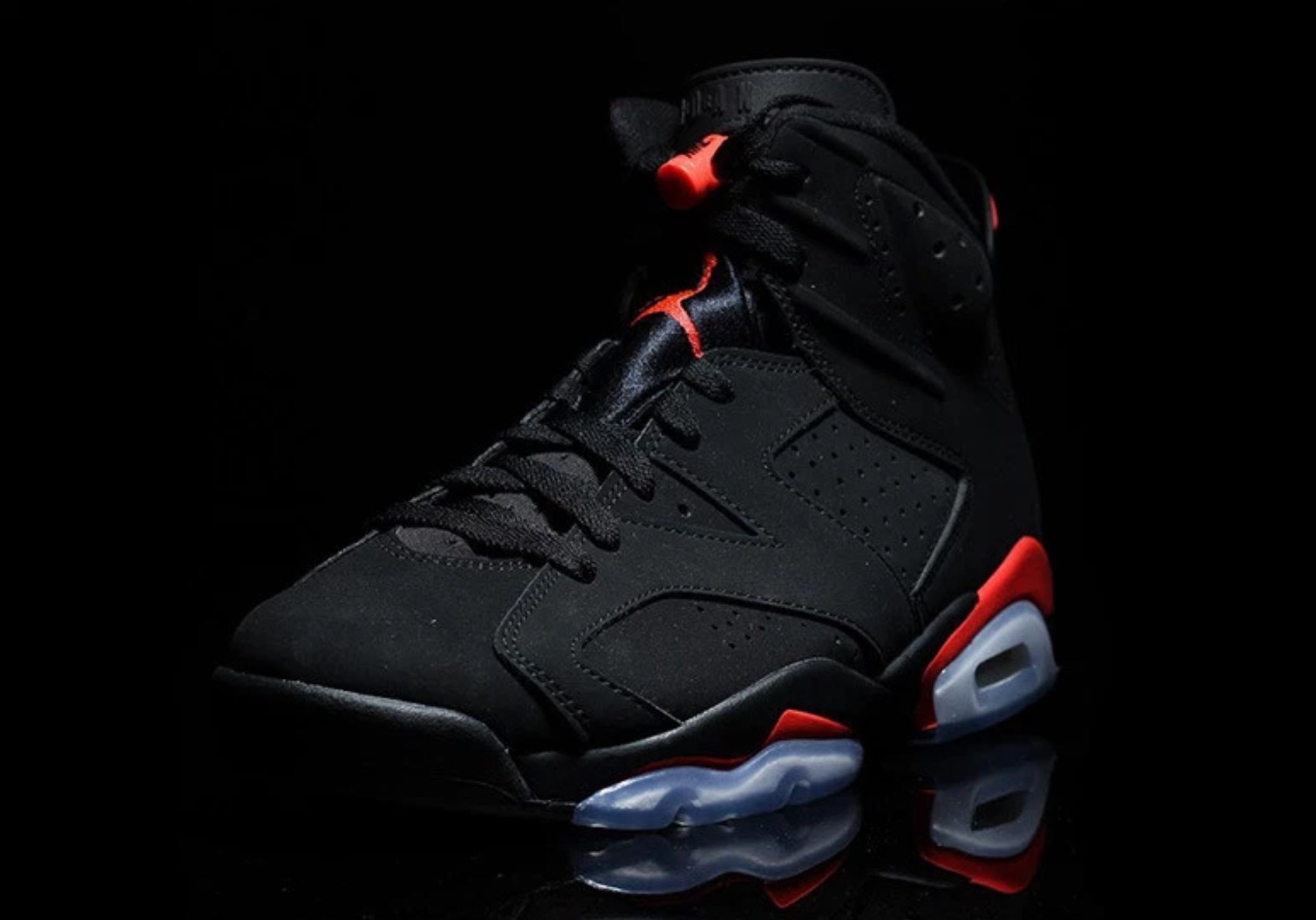 air jordan 6 black infrared release date