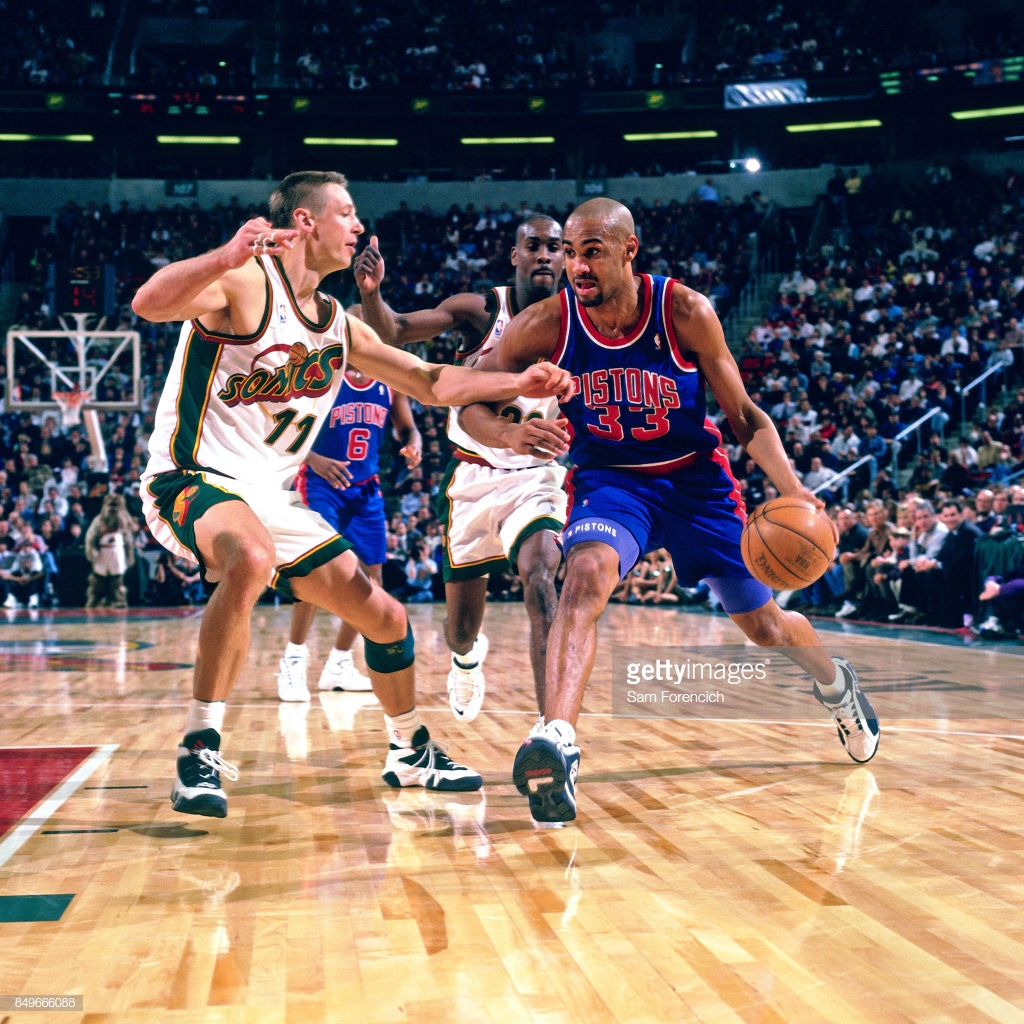 Grant Hill Signs Lifetime Deal with Fila, Retro Line Coming