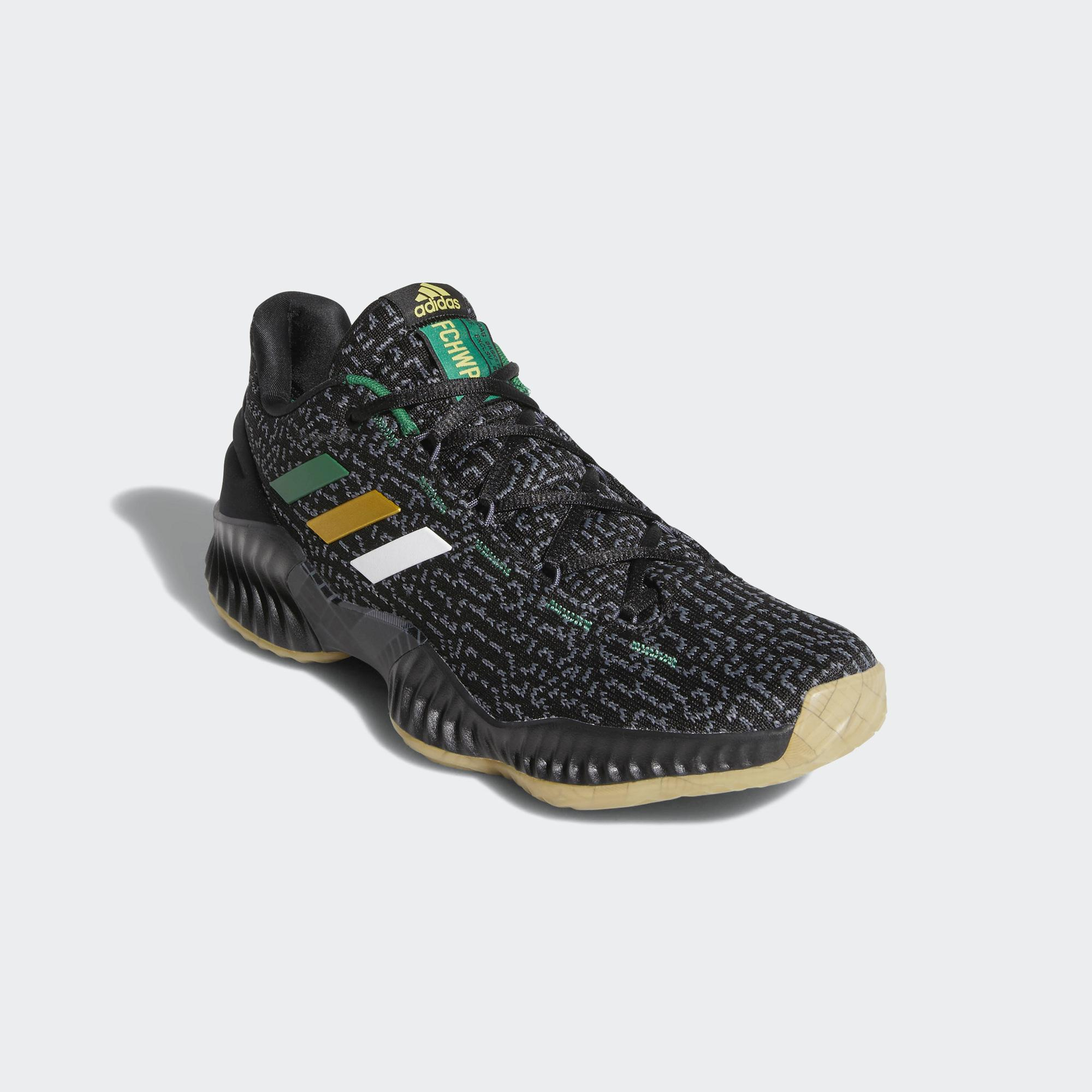 jaylen brown adidas pro bounce low PE