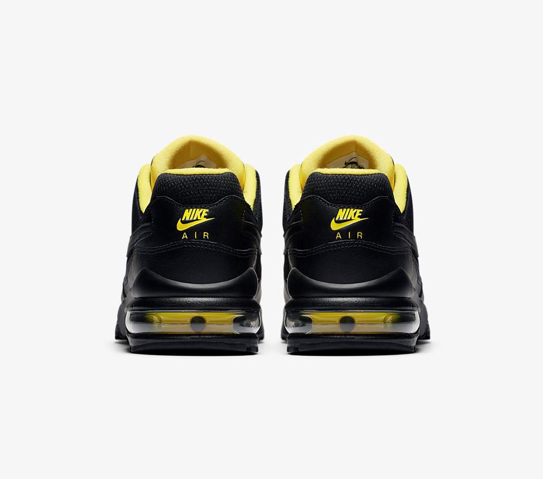 nike air max 94 SE black yellow