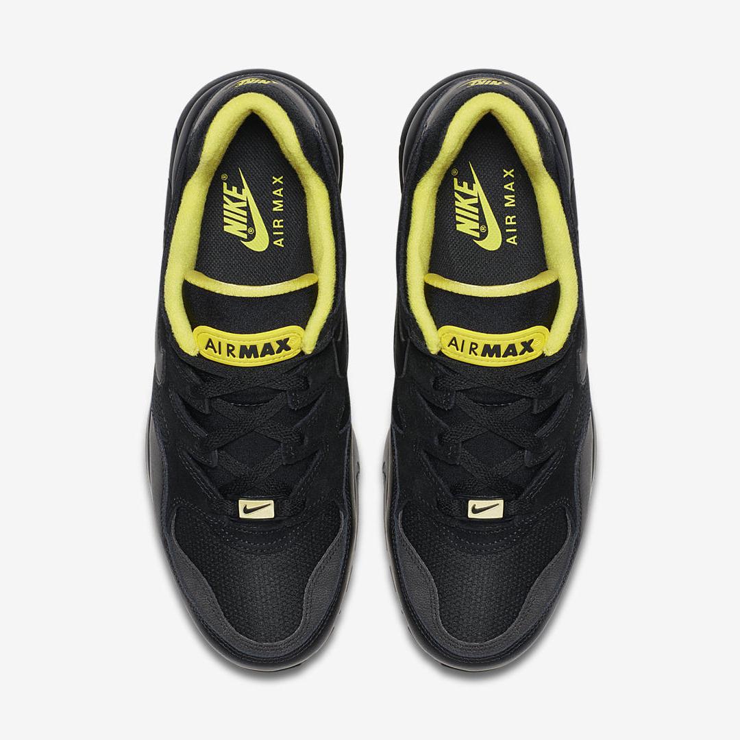 nike air max 94 black yellow 1