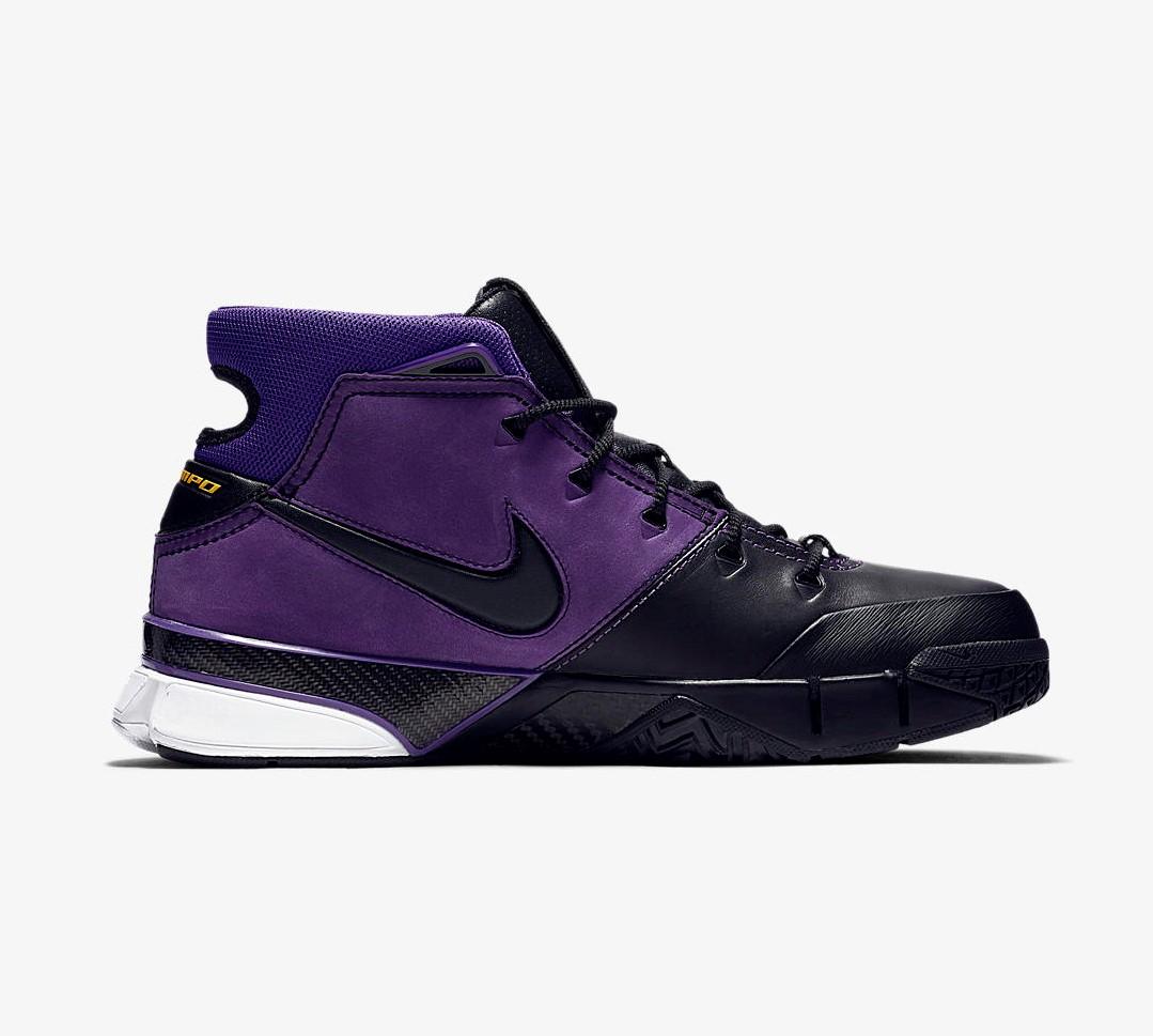 nike kobe 1 protro purple release date