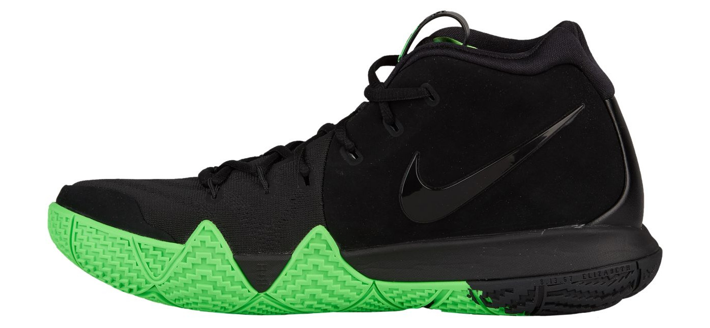 new arrivals df1b0 e87d1 Kyrie Irving's Kyrie 4 'Rage Green' for Halloween is ...