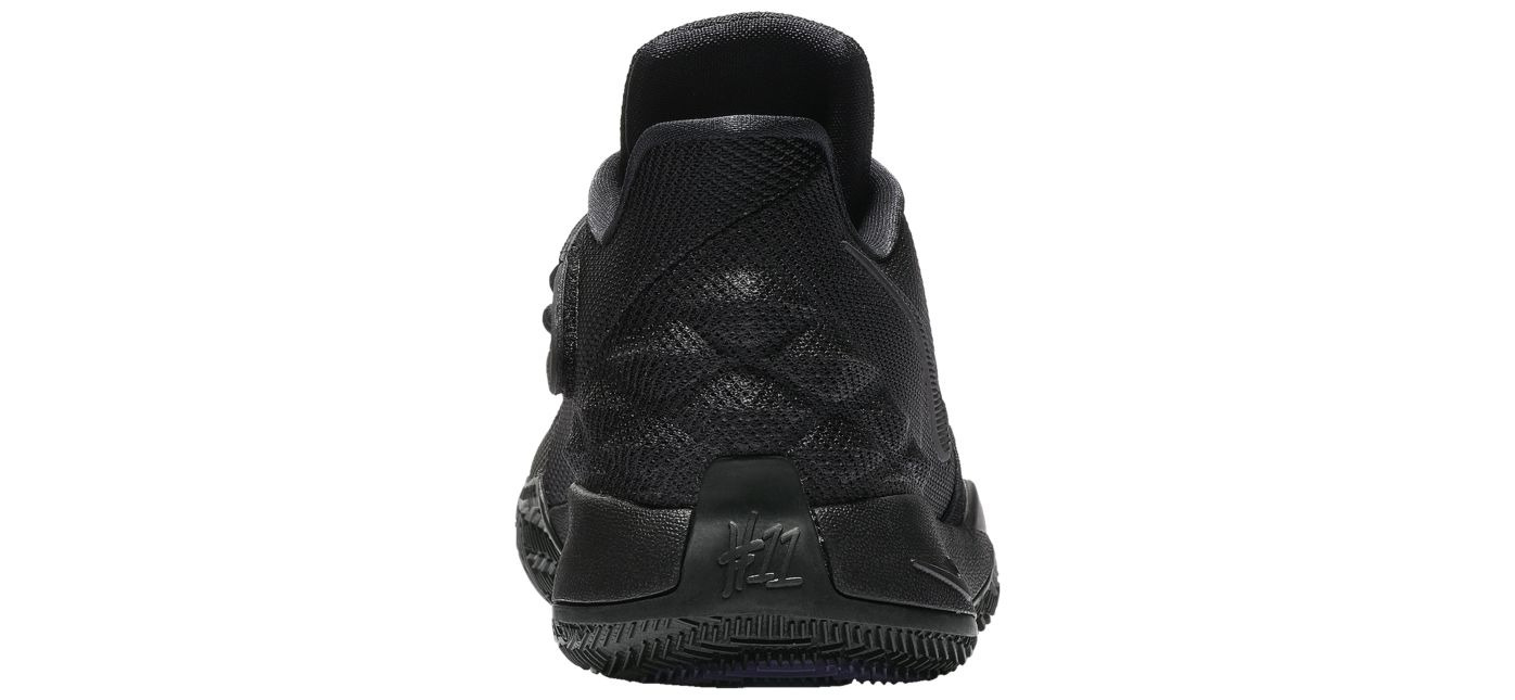 nike kyrie low triple black release date