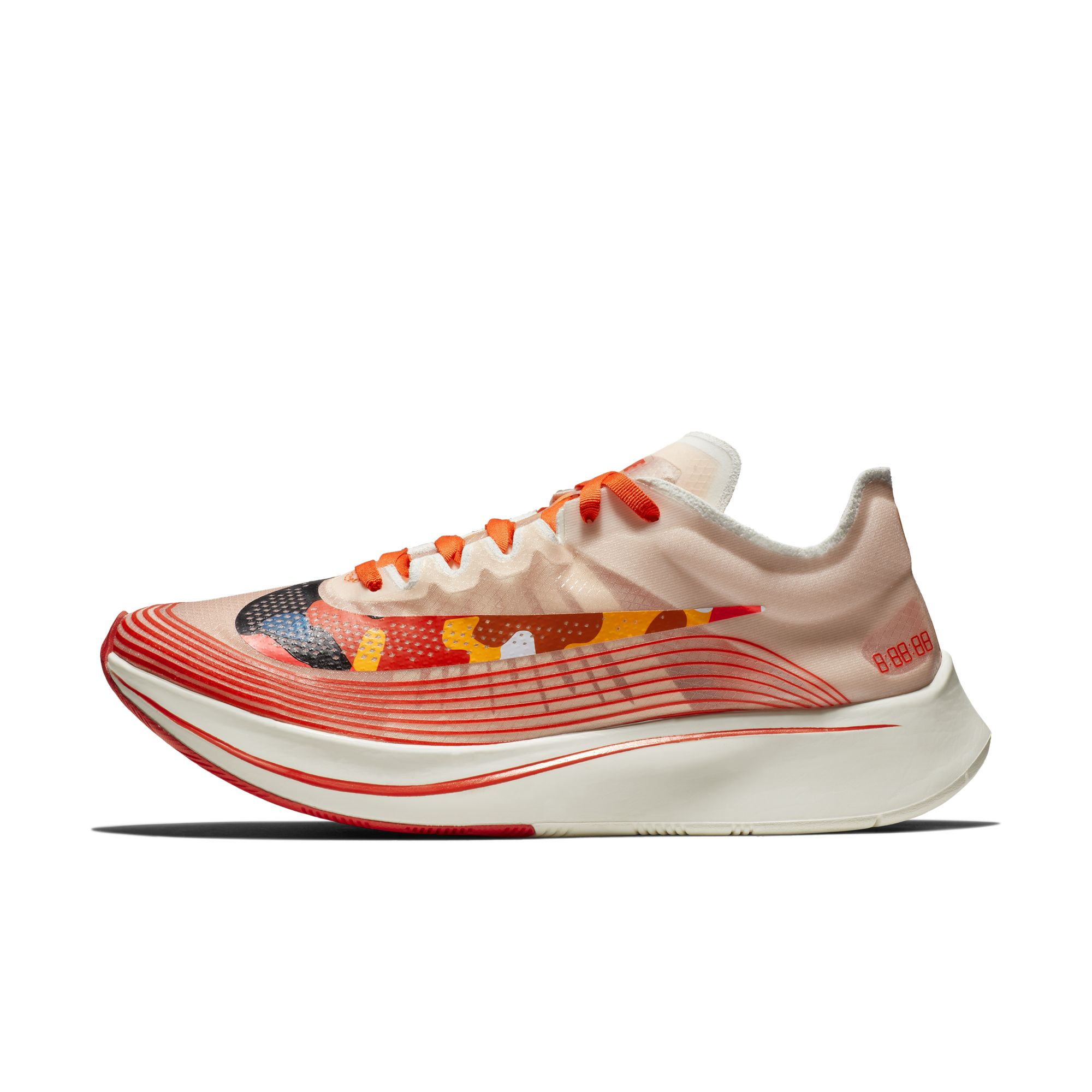 nike zoom fly sp camo red 2