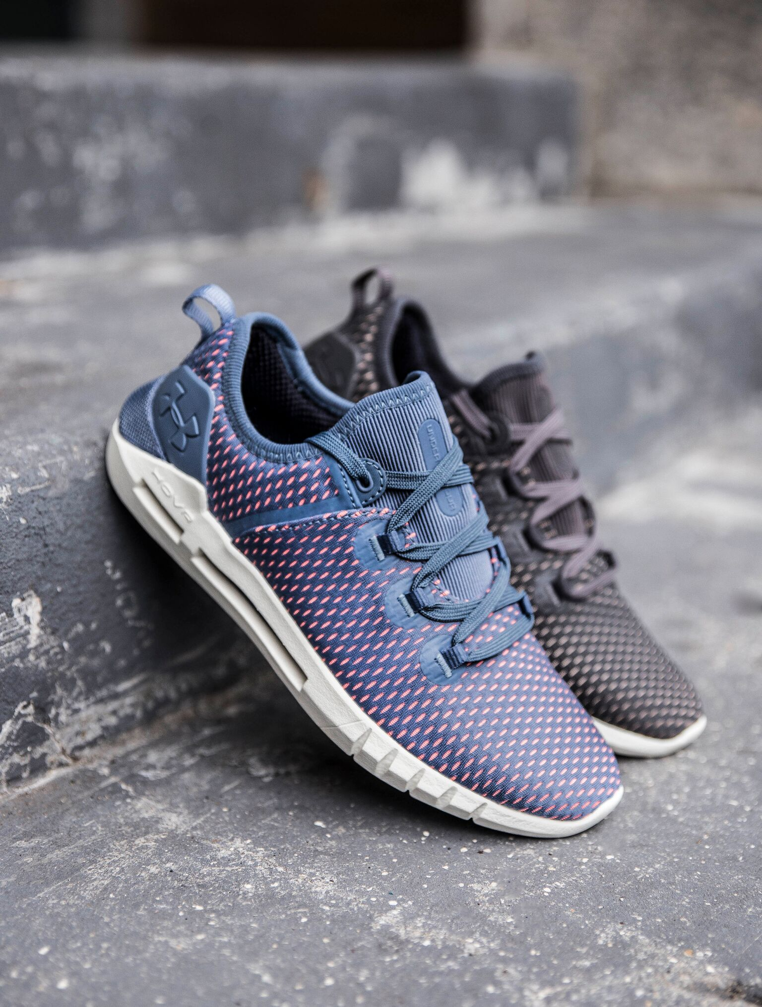 the latest 4be6d 46586 The Under Armour HOVR SLK Gets New Builds in Urban Nature ...