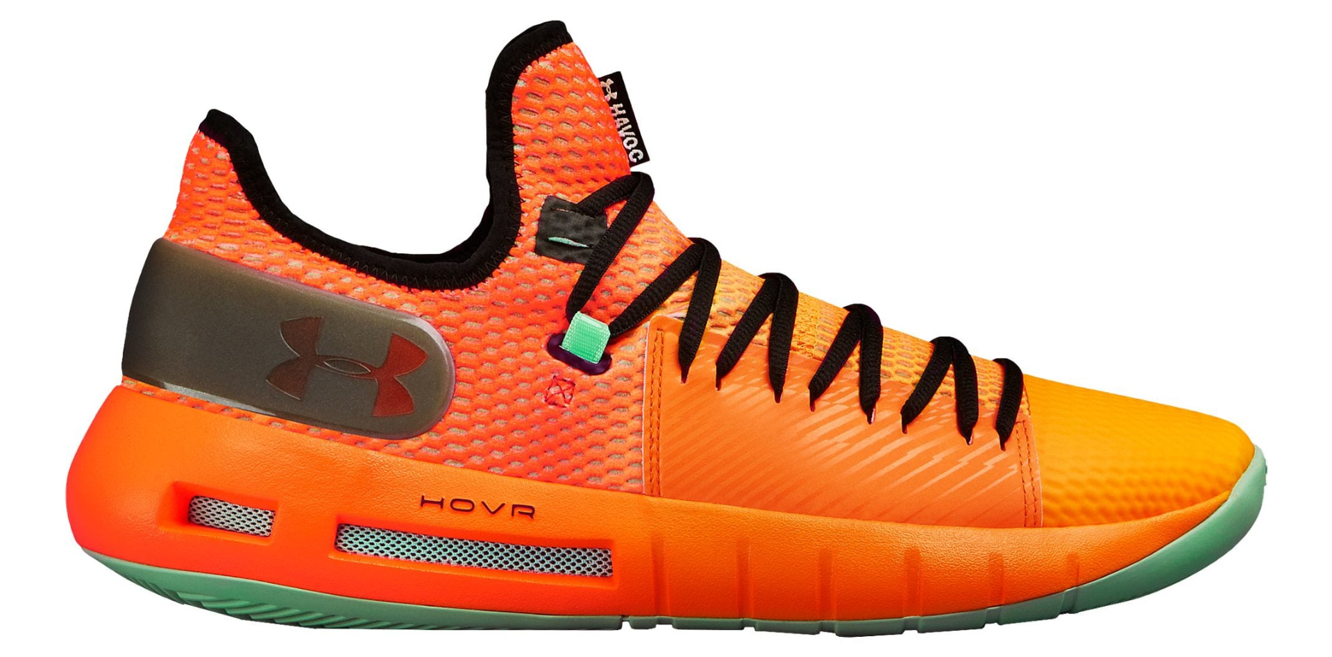 under armour hovr havoc halloween