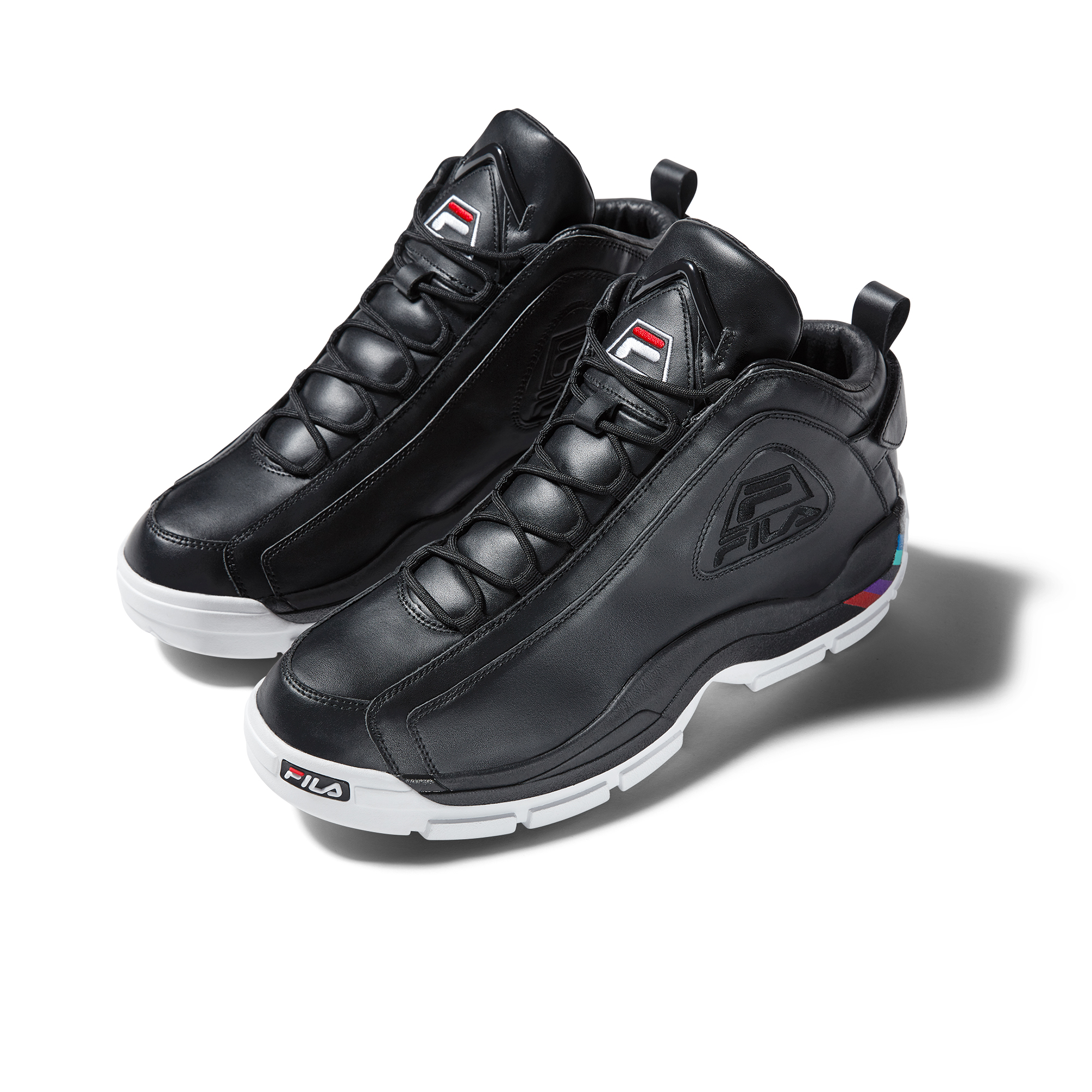 Fila grant hill 2 hall of fame black