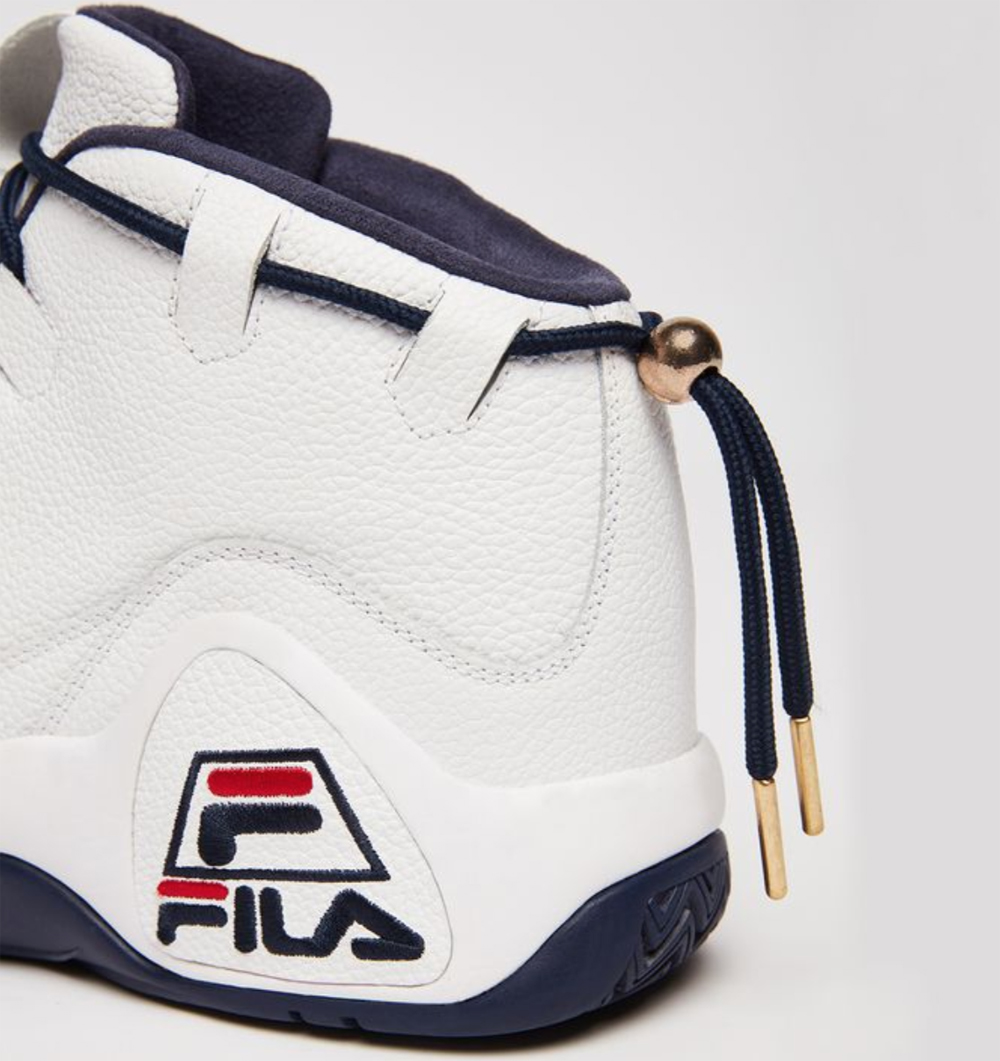 Grant Hill FILA 95 Primo 4 WearTesters