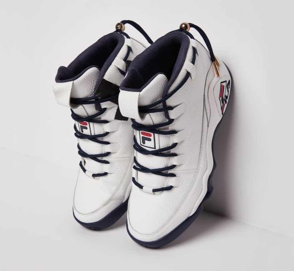 Grant Hill FILA 95 Primo 6 WearTesters