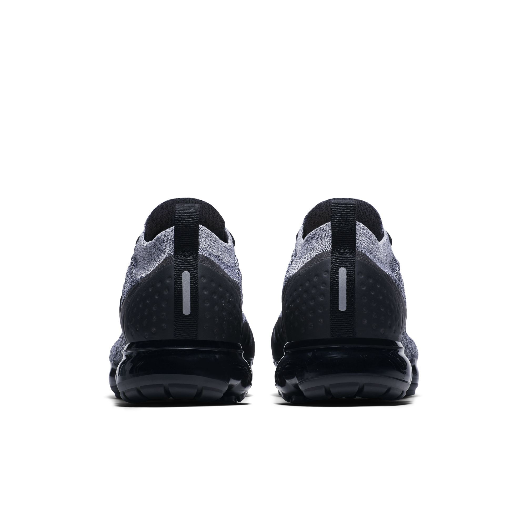 NIKE AIR VAPORMAX FLYKNIT 2 WHITE : BLACK-BLACK 4