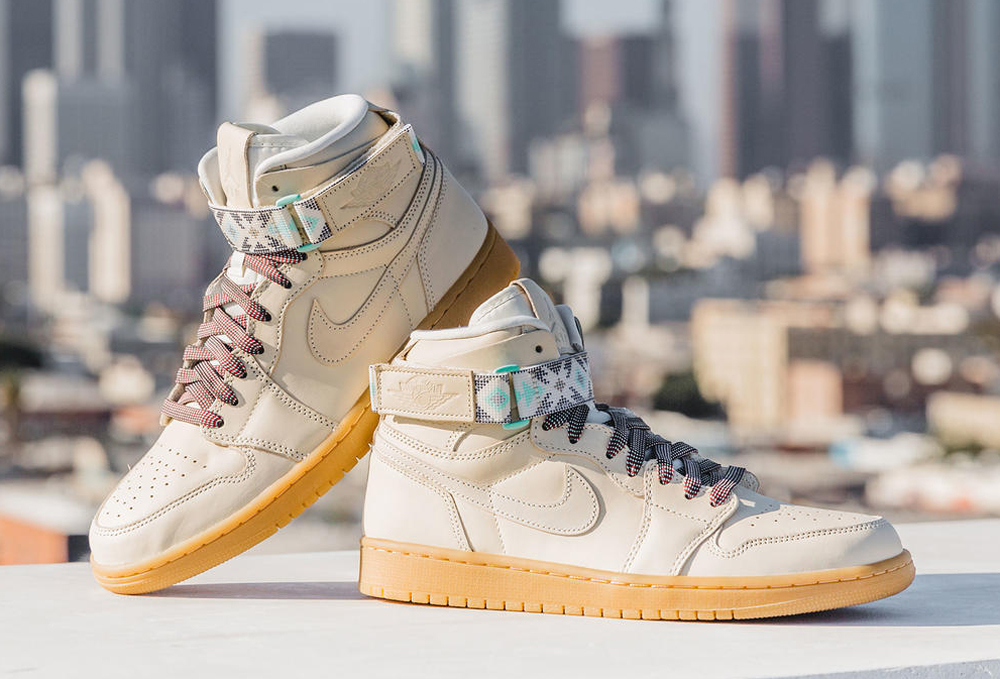 new collection professional sale low cost The Air Jordan 1 High Strap Returns as Part of the Nike N7 ...
