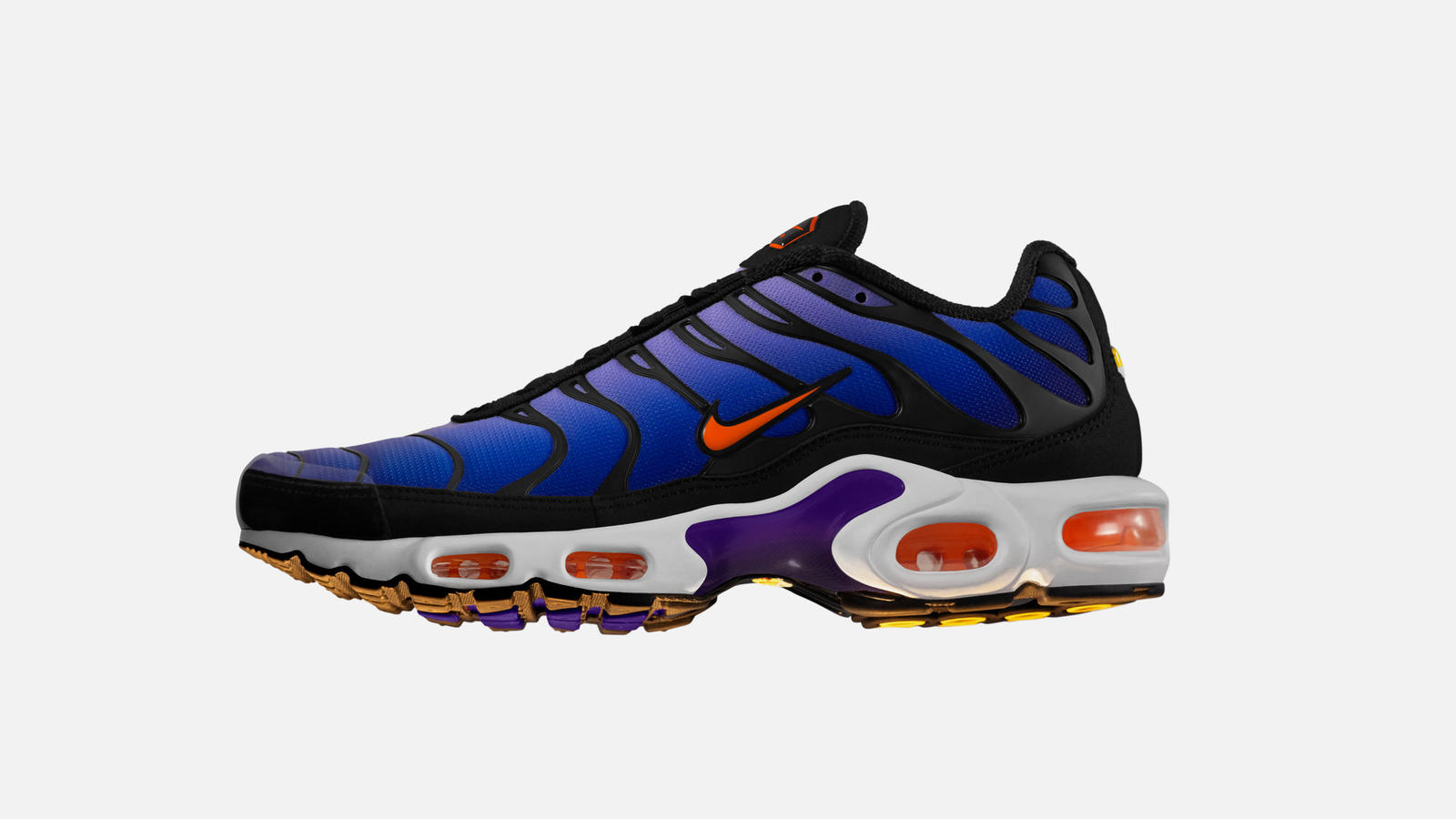 Nike To Relaunch The Air Max Plus In Classic Hyperblue Sunset