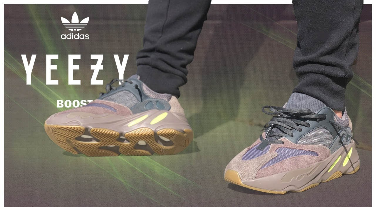 Thoughts on the adidas Yeezy 700 'Mauve'
