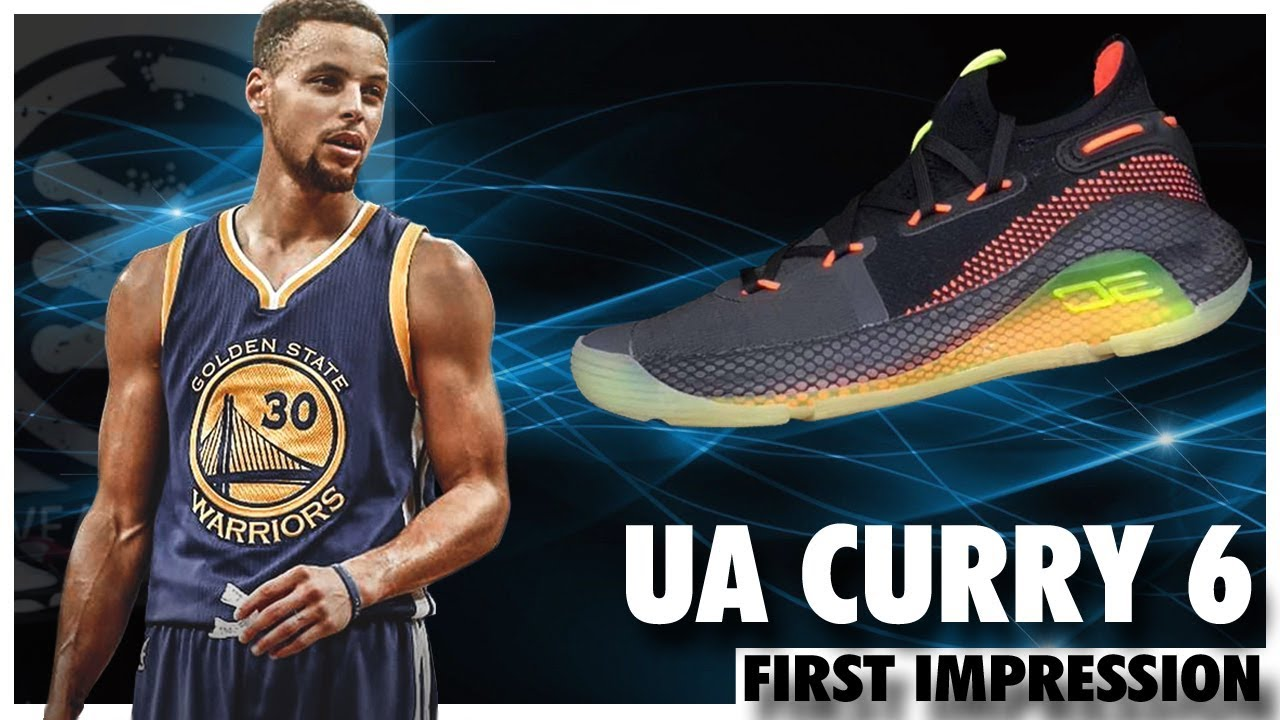 Under-Armour-Curry-6-First-Impression