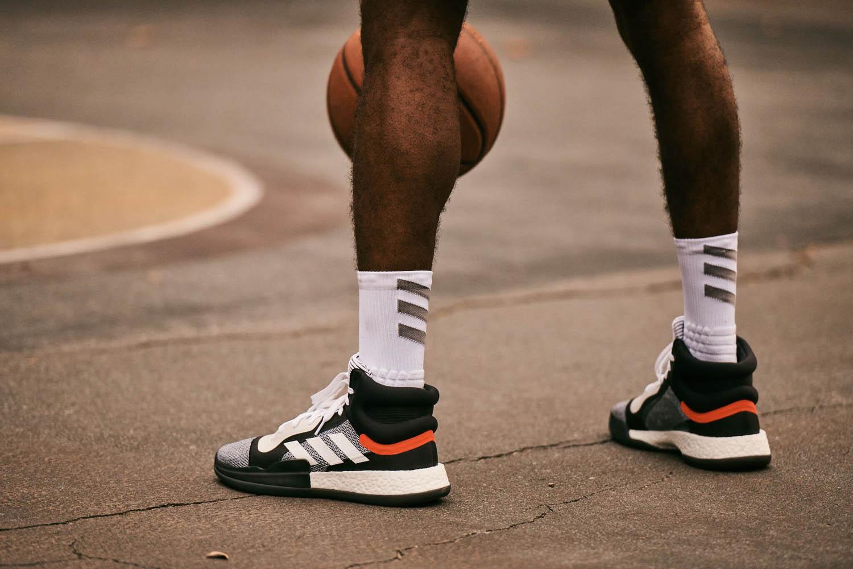 adidas marquee boost high