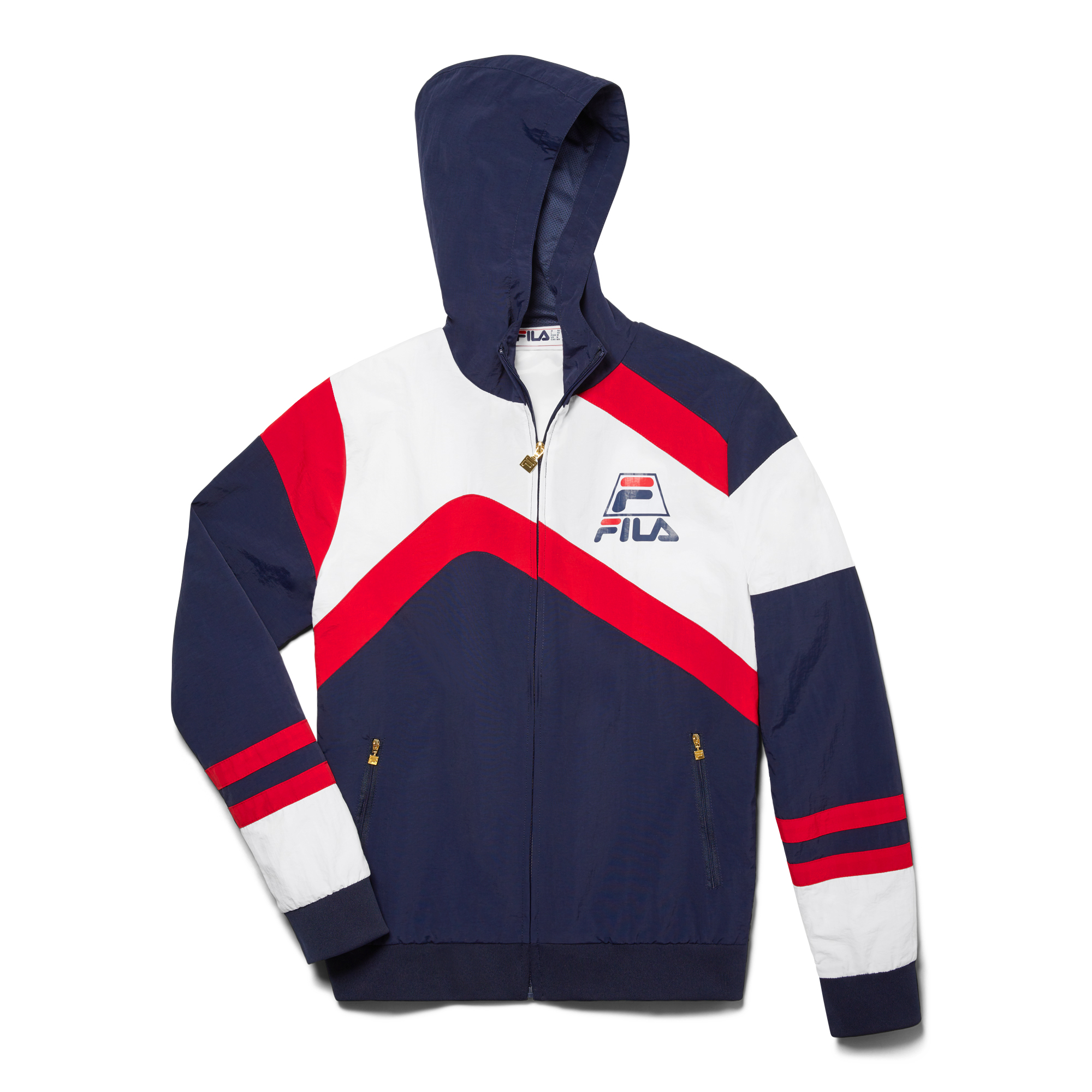 fila grant hill Zenith track jacket