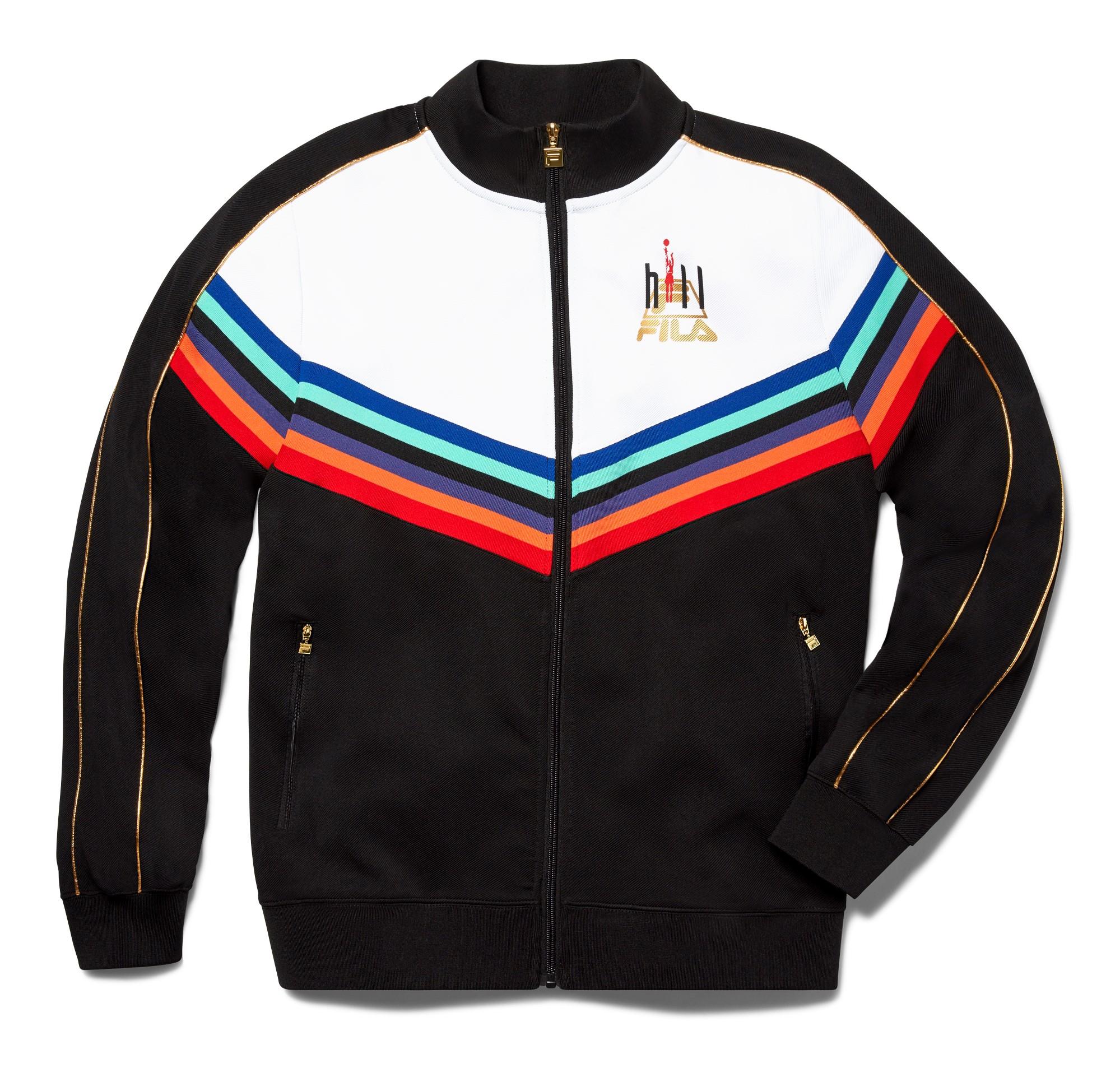 fila grant hill prism warm up jacket