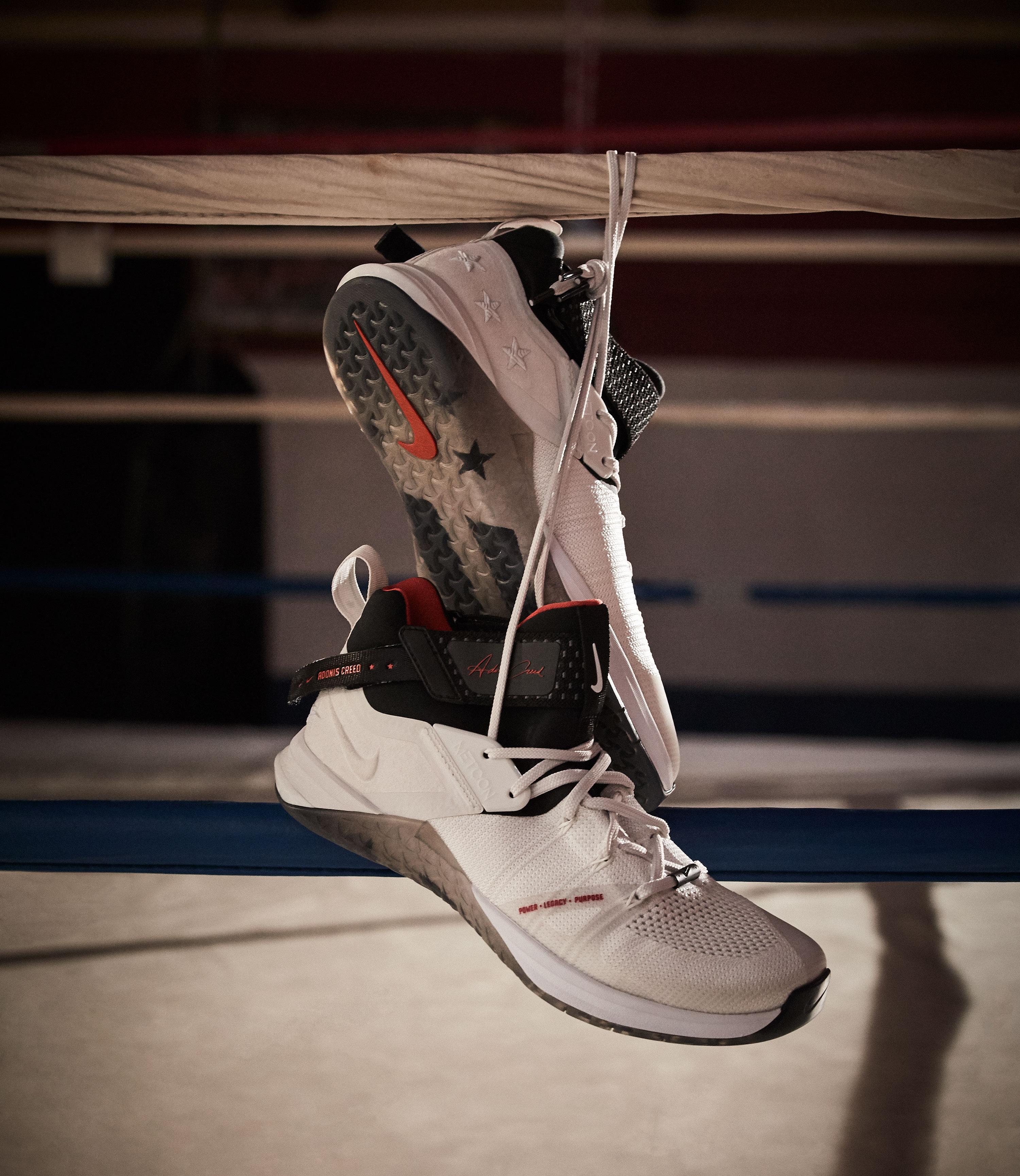 The Nike Training X Adonis Creed