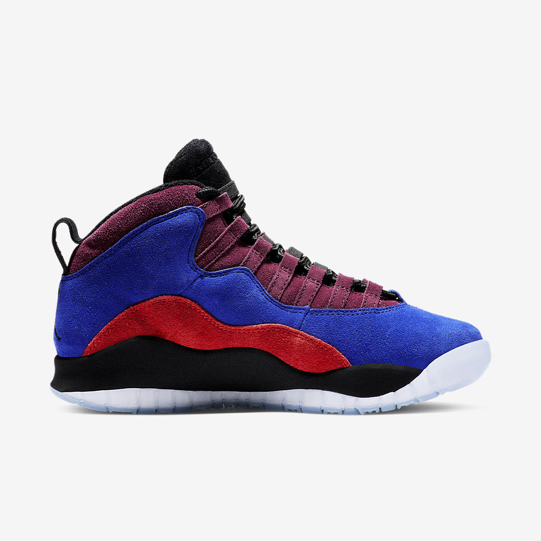 "AIR JORDAN 10 COURT LUX ""MAYA MOORE"" 4"